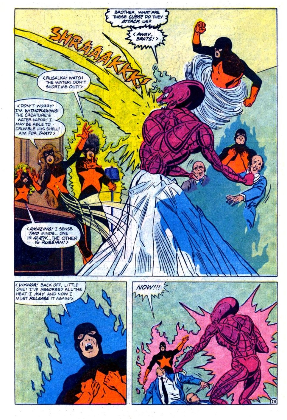 Firestorm, the Nuclear Man issue 73 - Page 14