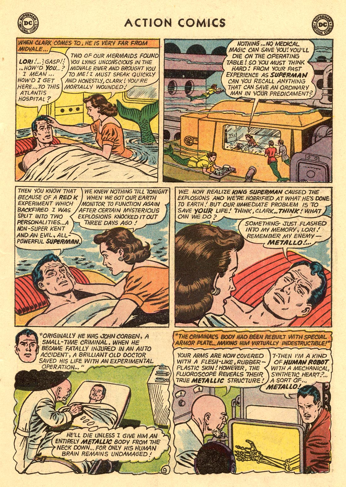 Read online Action Comics (1938) comic -  Issue #312 - 11