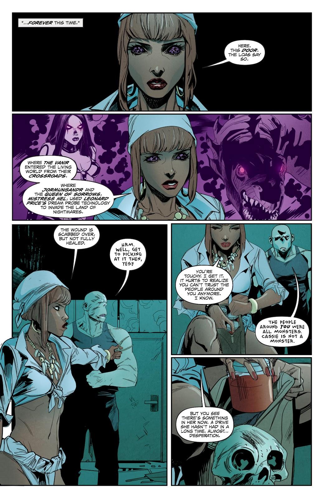 Read online Hack/Slash vs. Chaos comic -  Issue #3 - 10