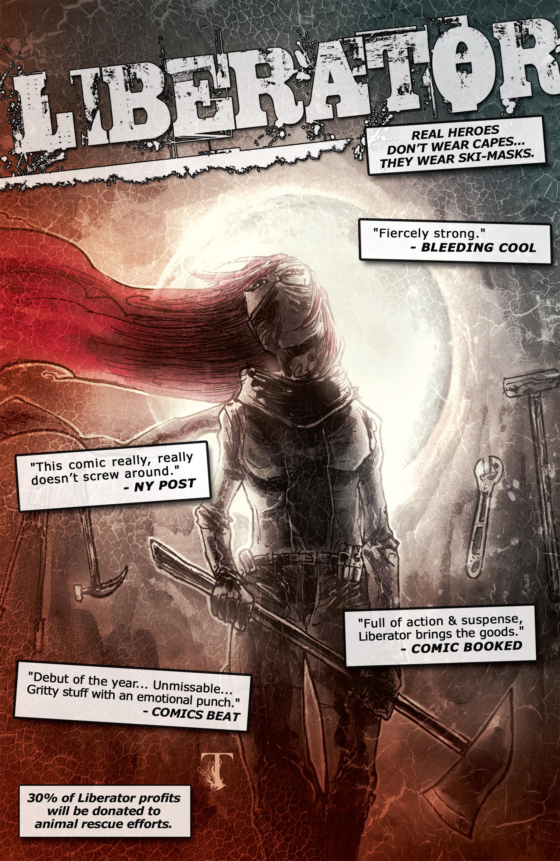 Read online Ballistic (2013) comic -  Issue #2 - 29