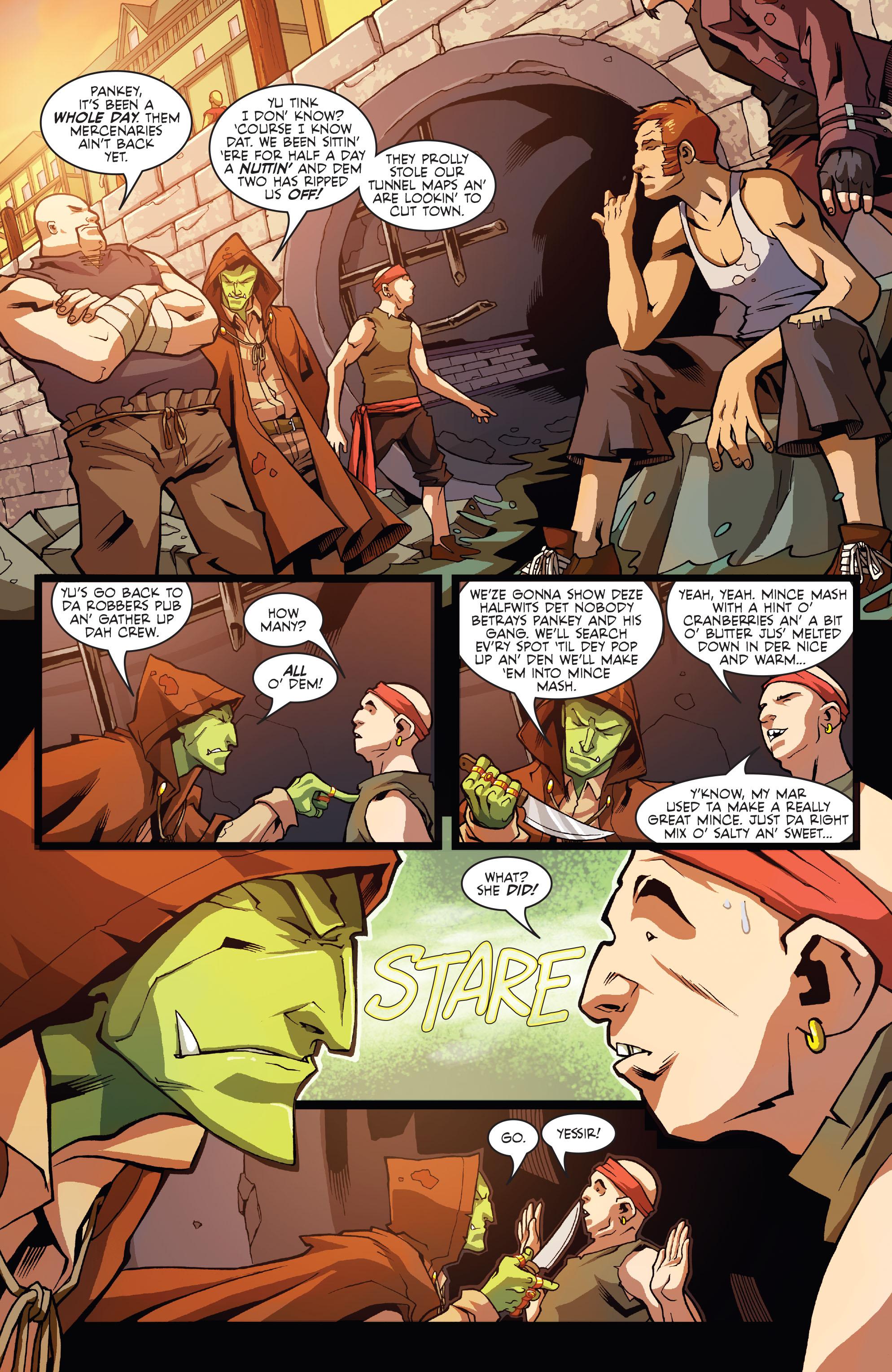 Read online Skullkickers comic -  Issue #10 - 11