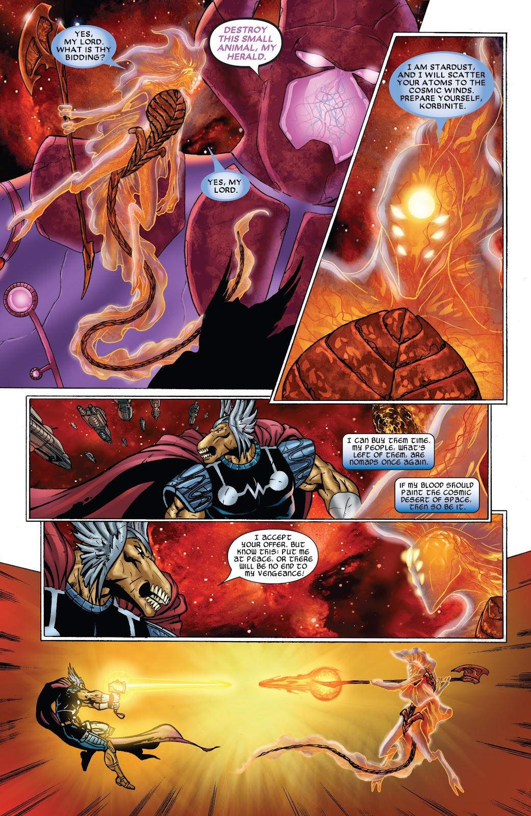 Read online Thor: Ragnaroks comic -  Issue # TPB (Part 3) - 79