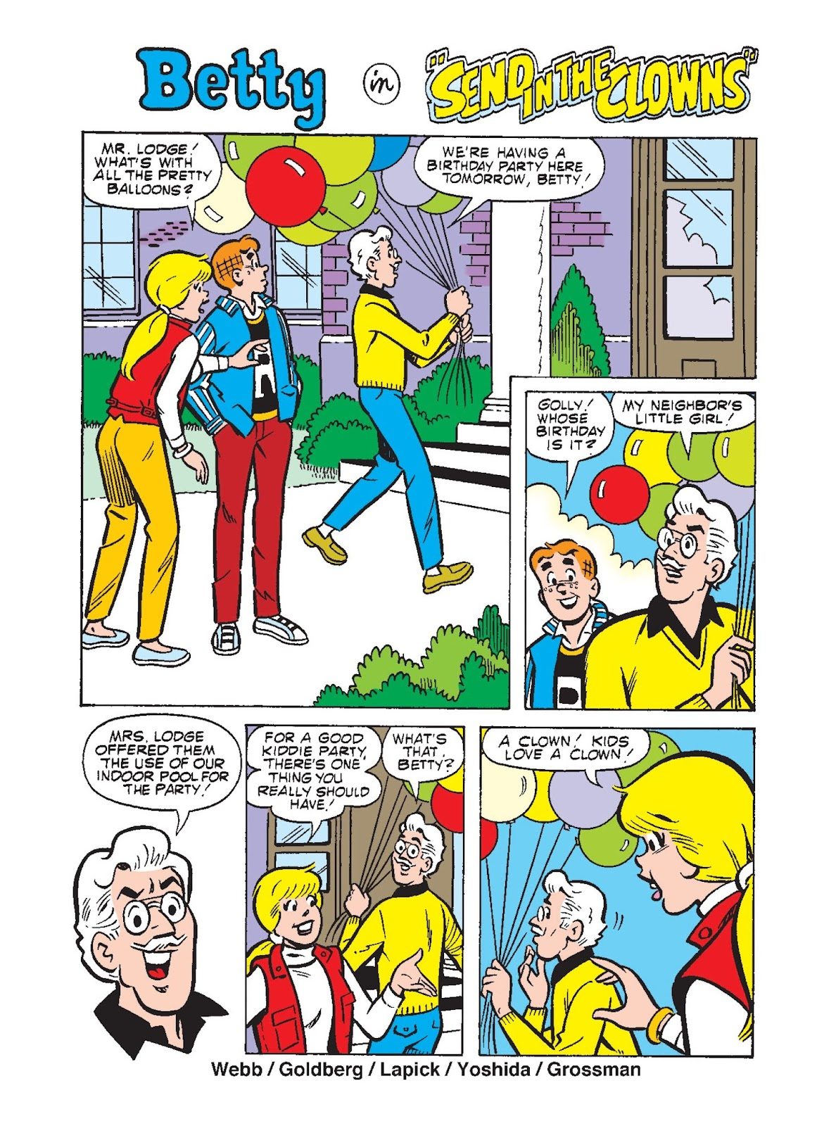 Archie 1000 Page Comics Digest issue TPB_(Part_6) - Page 10