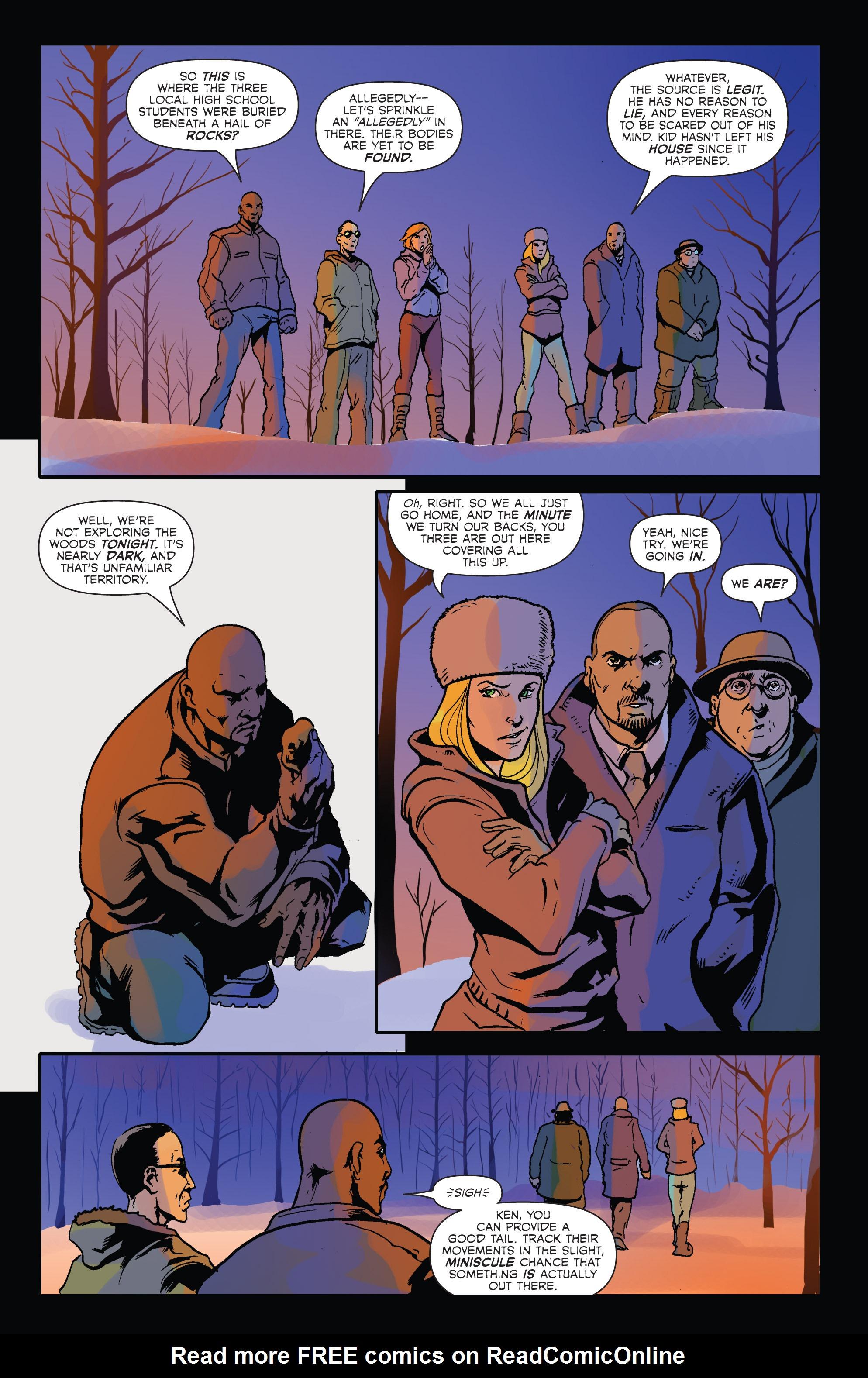 Read online Hoax Hunters (2012) comic -  Issue # TPB 2 - 18