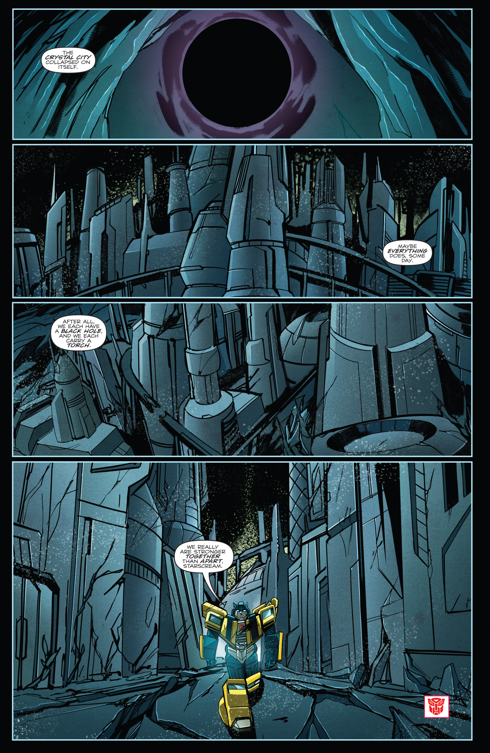 Read online Transformers Annual comic -  Issue # Full - 42