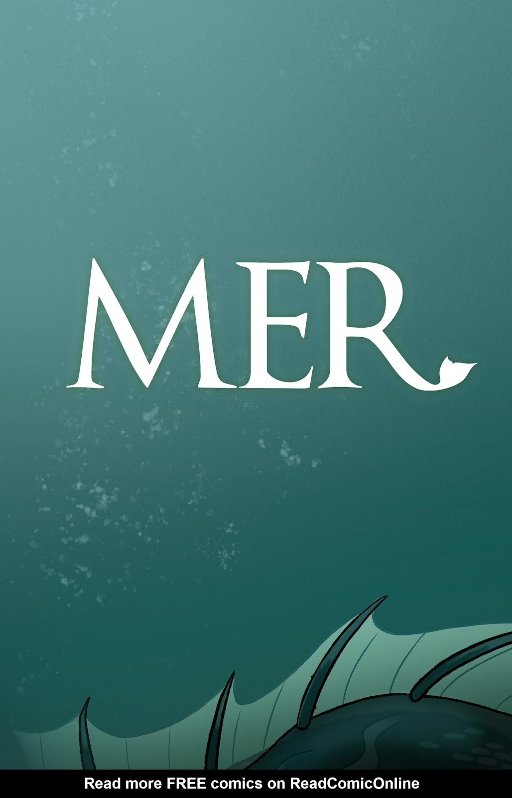 Read online Mer comic -  Issue # TPB - 4