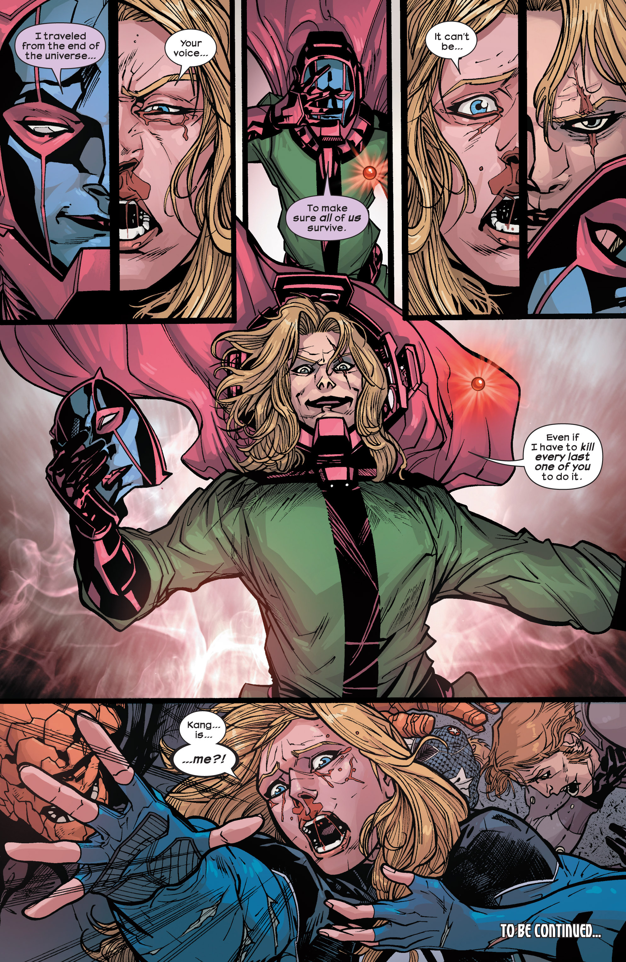 Read online Ultimate Comics Ultimates comic -  Issue #29 - 21