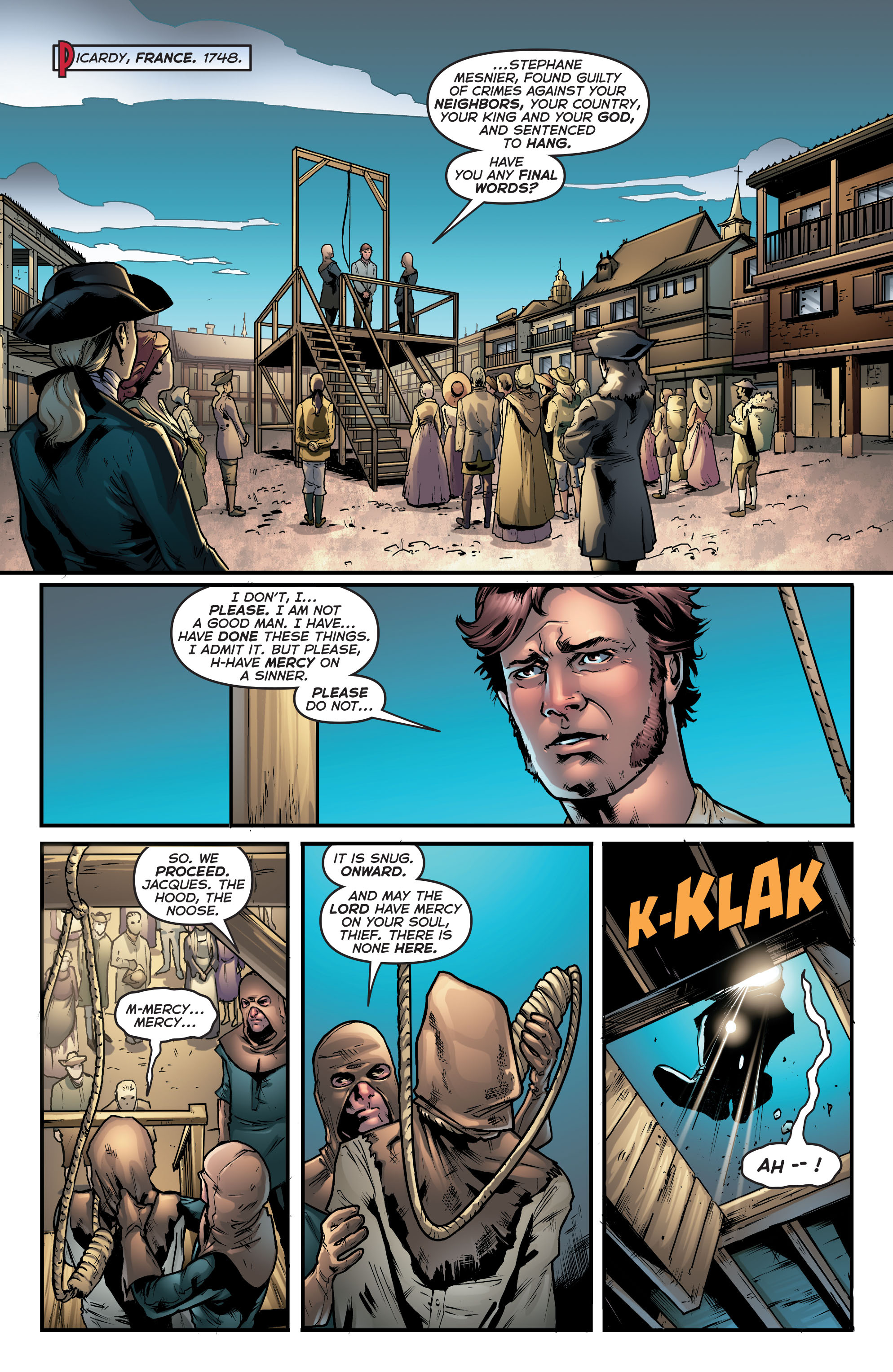 Read online Astro City comic -  Issue #39 - 2