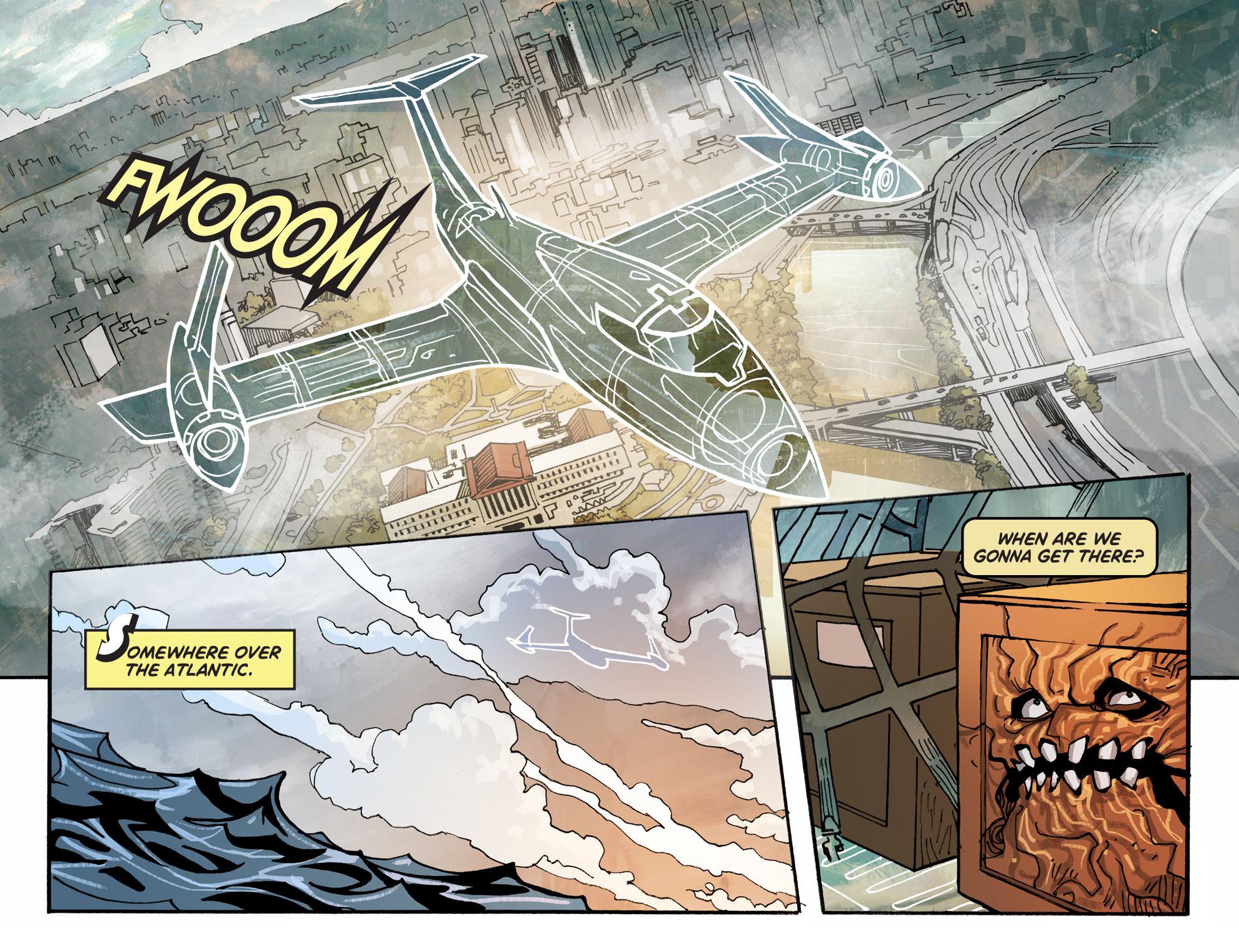 Read online Wonder Woman '77 [I] comic -  Issue #14 - 15