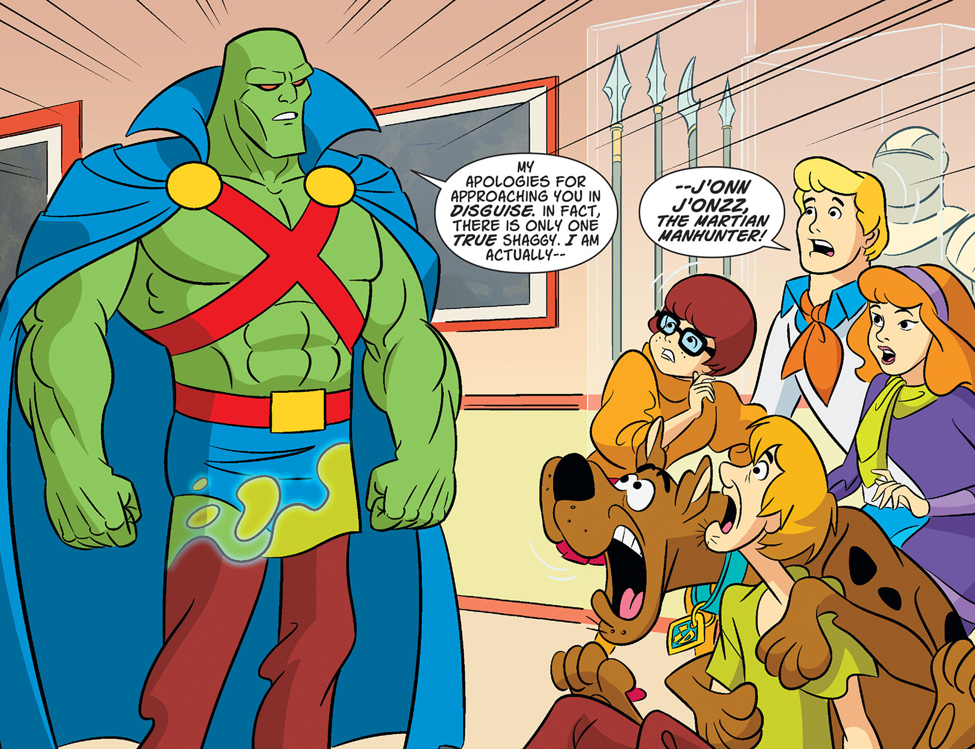 Read online Scooby-Doo! Team-Up comic -  Issue #47 - 7