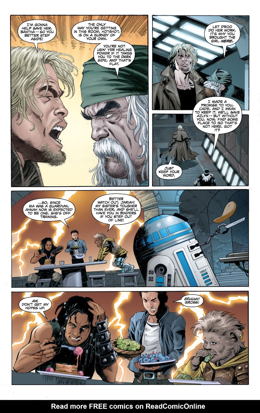 Read online Star Wars Legends: Legacy - Epic Collection comic -  Issue # TPB 2 (Part 4) - 53