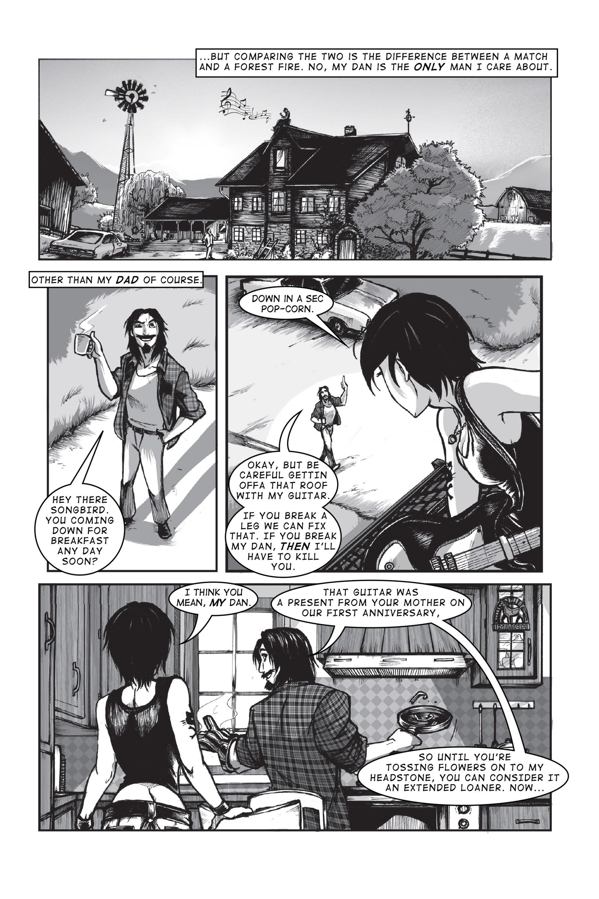 Read online American Dark Age comic -  Issue #1 - 12