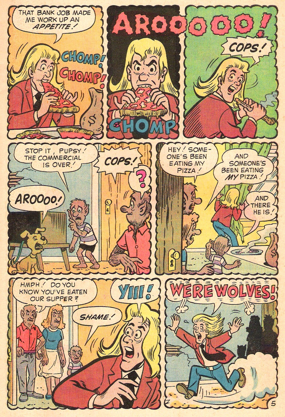 Read online Madhouse Comics comic -  Issue #98 - 6