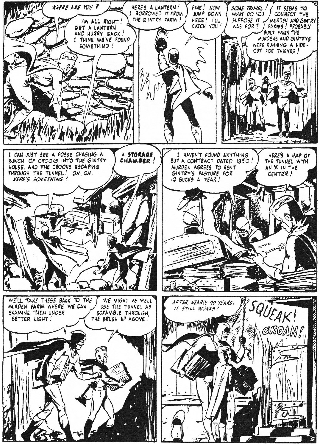 Read online Men of Mystery Comics comic -  Issue #73 - 32