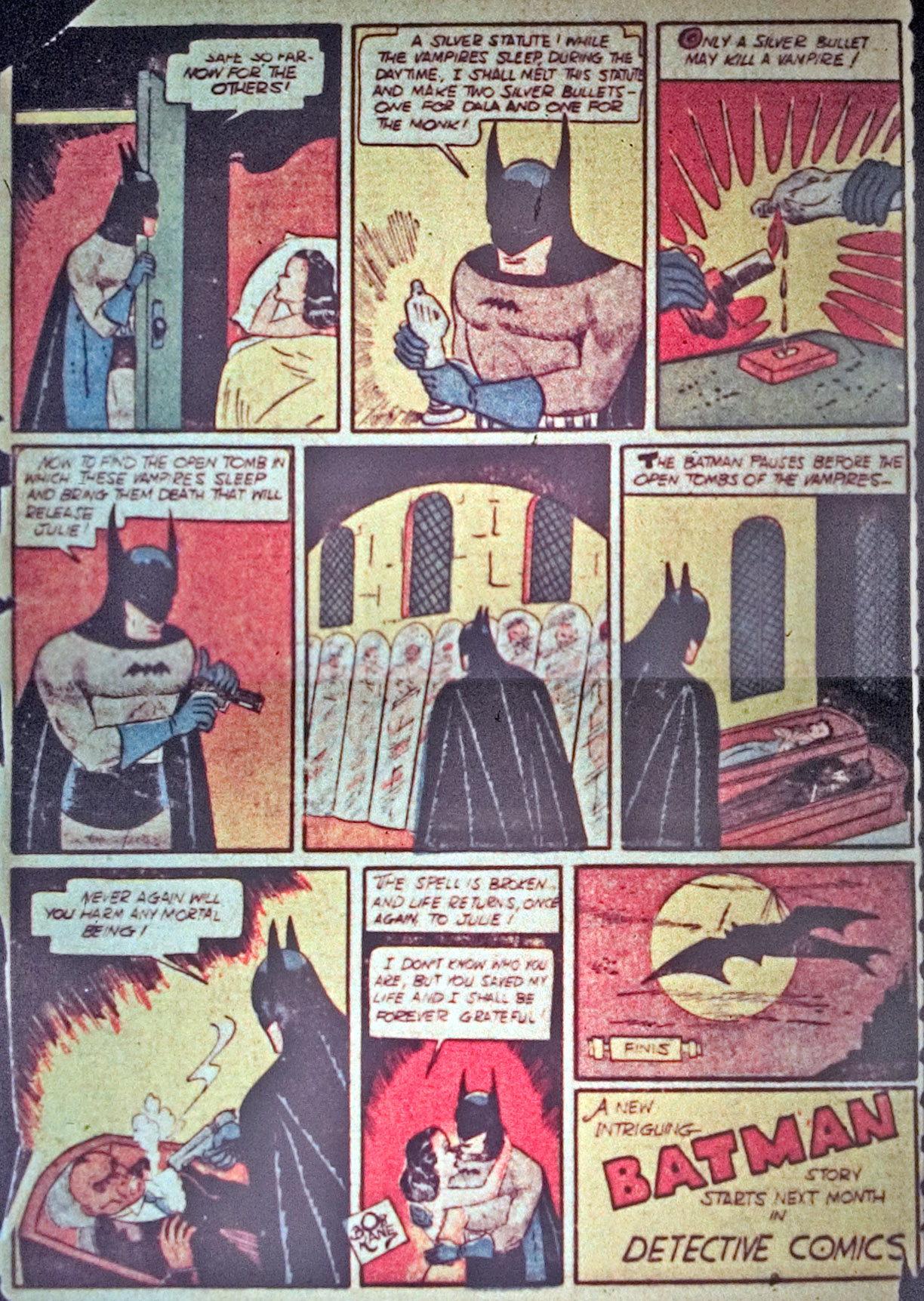 Detective Comics (1937) 32 Page 11