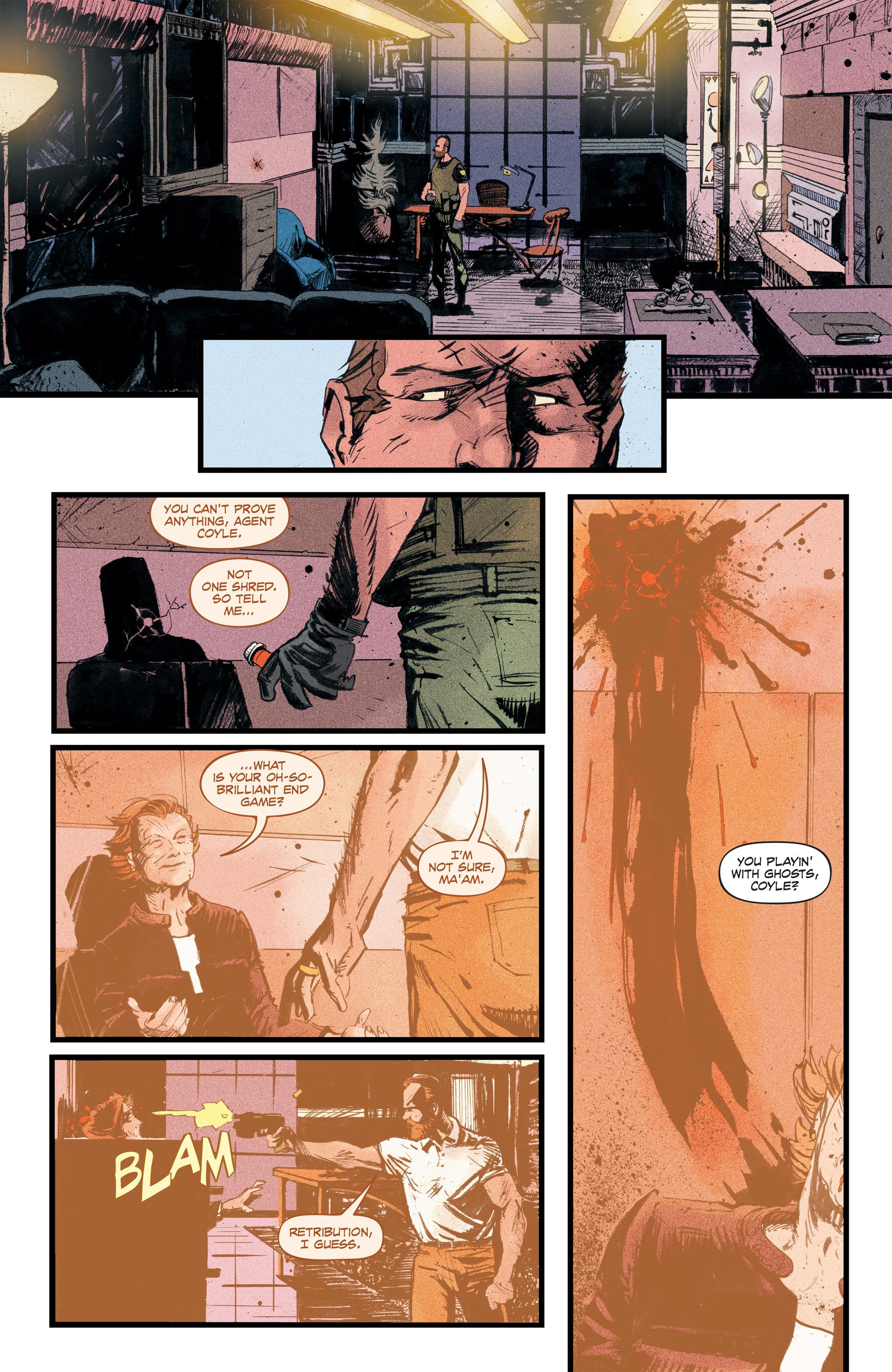 Read online Redline comic -  Issue #2 - 19