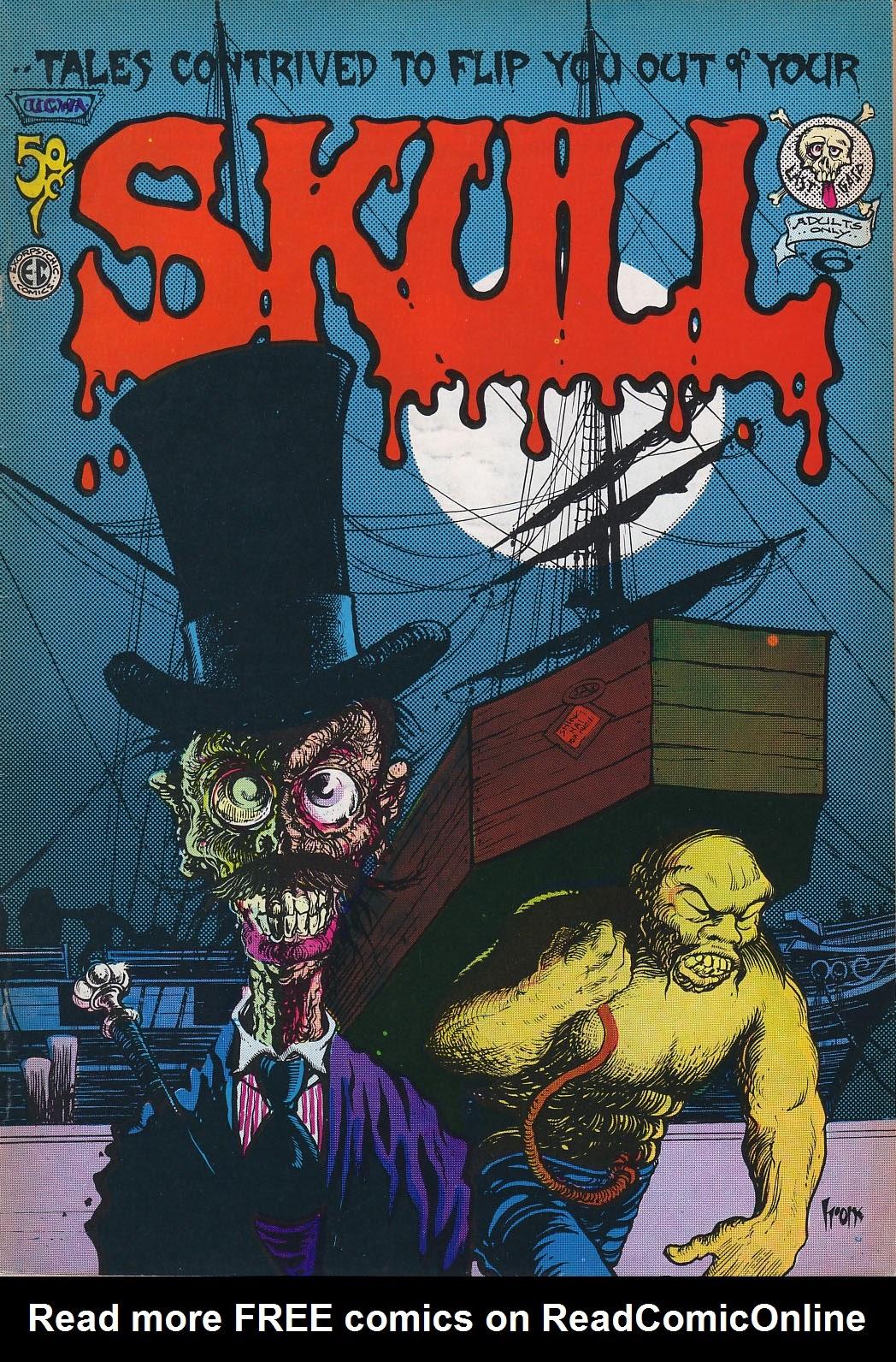 Skull Comics 6 Page 1