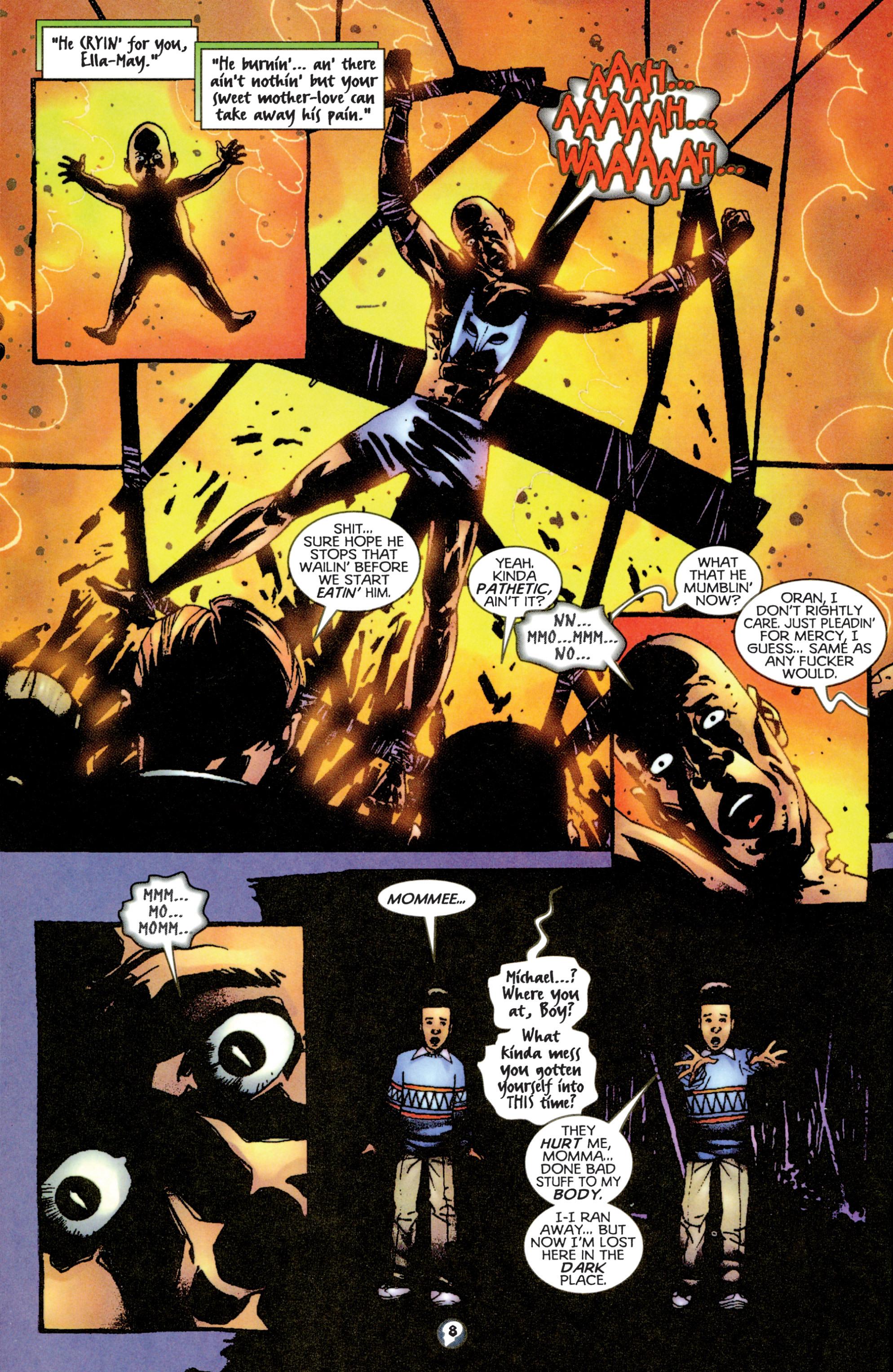 Read online Shadowman (1997) comic -  Issue #15 - 7