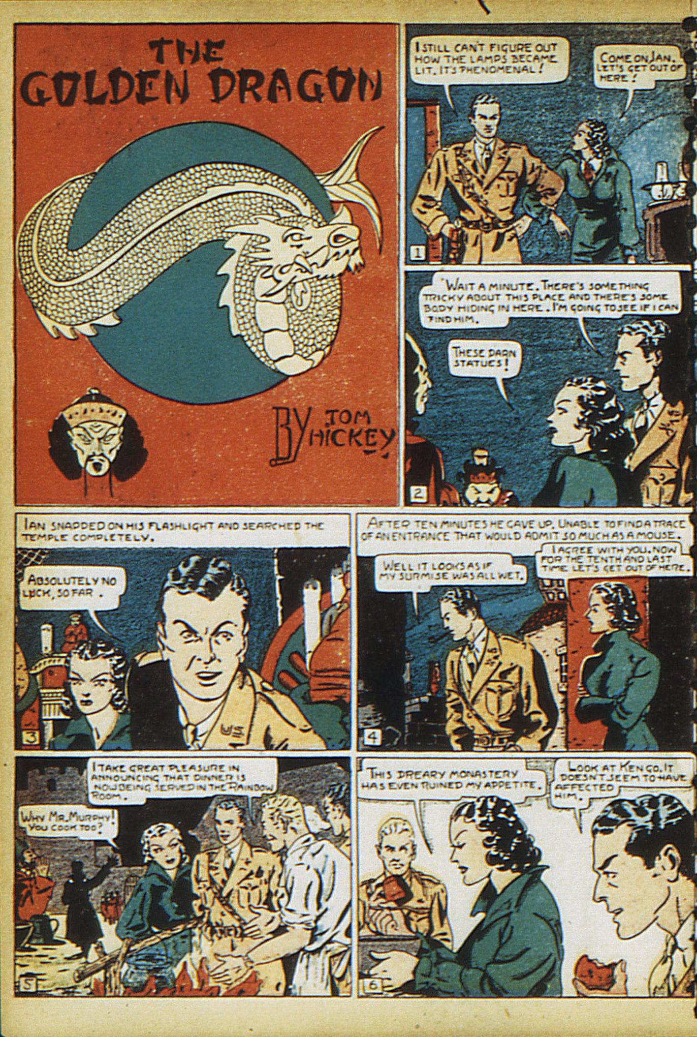 Read online Adventure Comics (1938) comic -  Issue #15 - 48