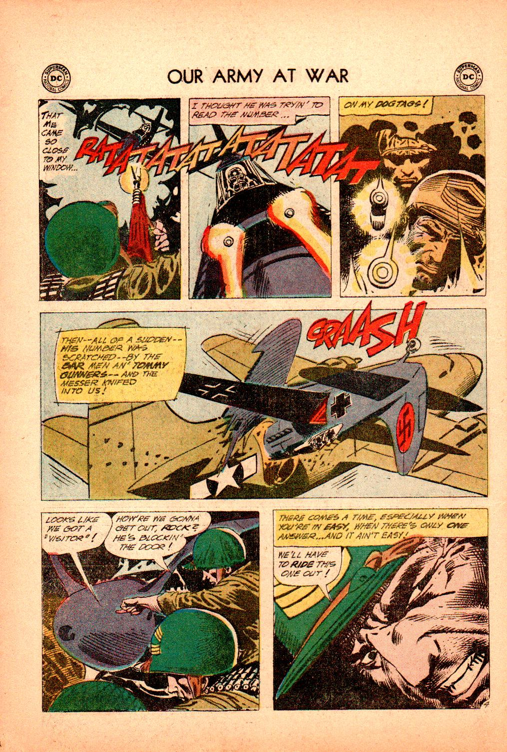 Our Army at War (1952) issue 101 - Page 6