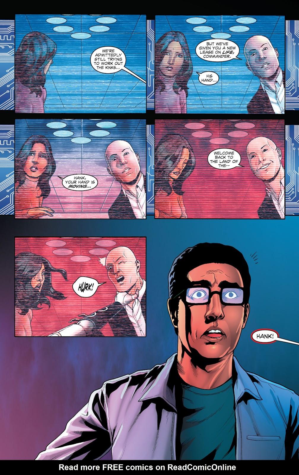 Read online Smallville Season 11 [II] comic -  Issue # TPB 1 - 99
