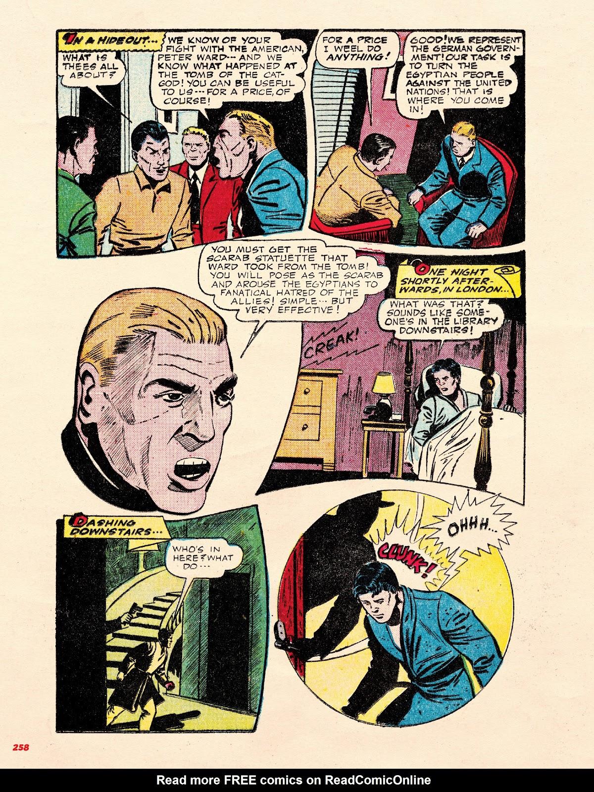 Read online Super Weird Heroes comic -  Issue # TPB 2 (Part 3) - 58