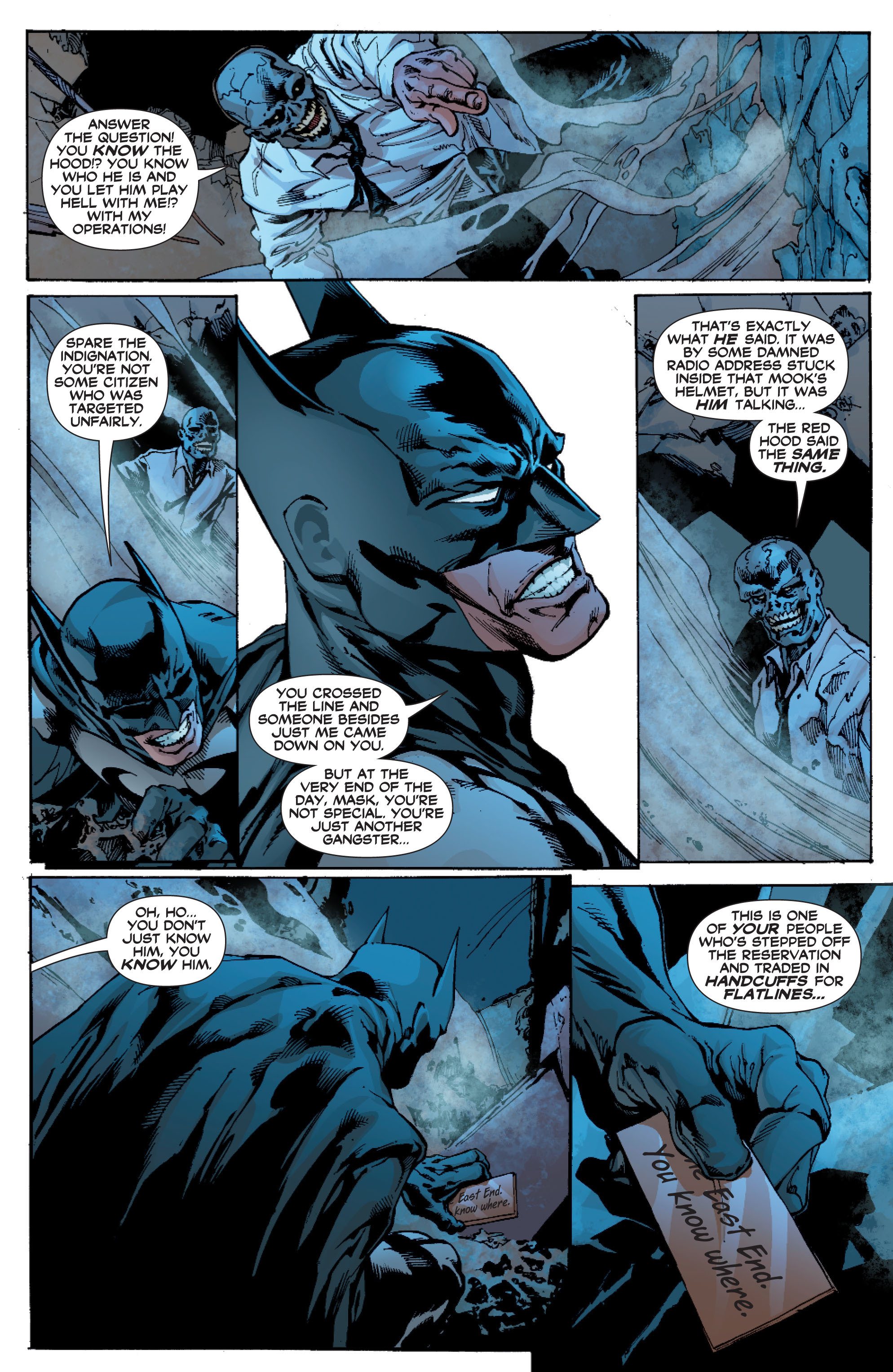 Read online Batman: Under The Red Hood comic -  Issue # Full - 286