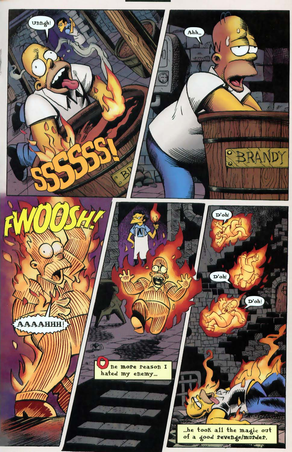 Read online Treehouse of Horror comic -  Issue #9 - 25
