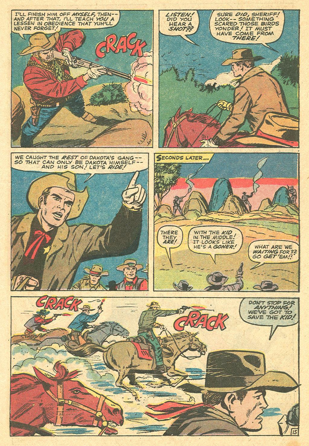 Read online Two-Gun Kid comic -  Issue #107 - 22