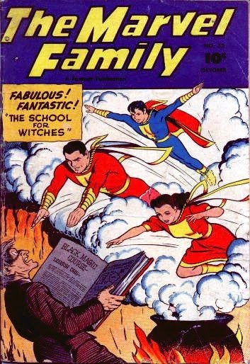 The Marvel Family 52 Page 1