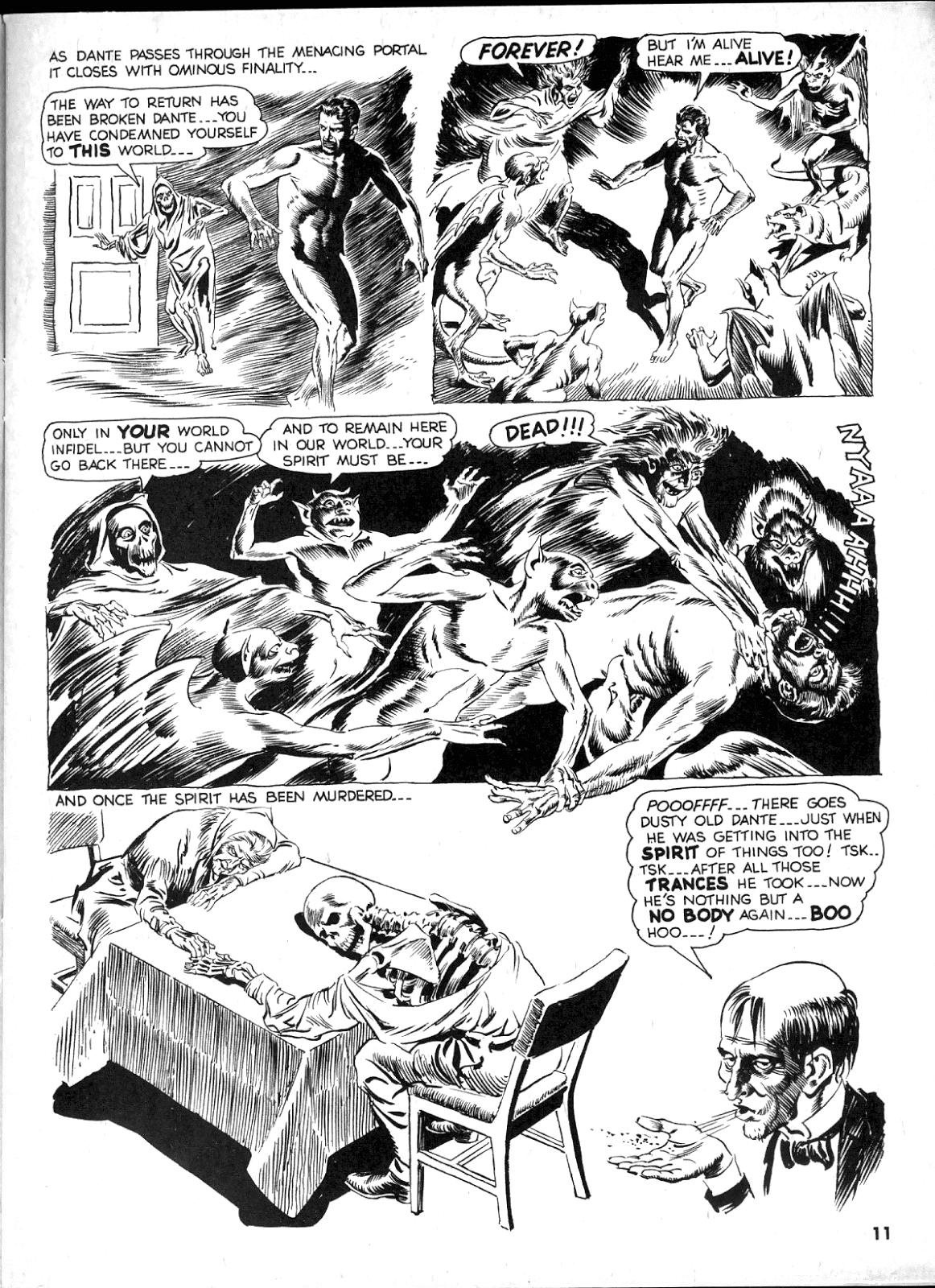Creepy (1964) Issue #25 #25 - English 11