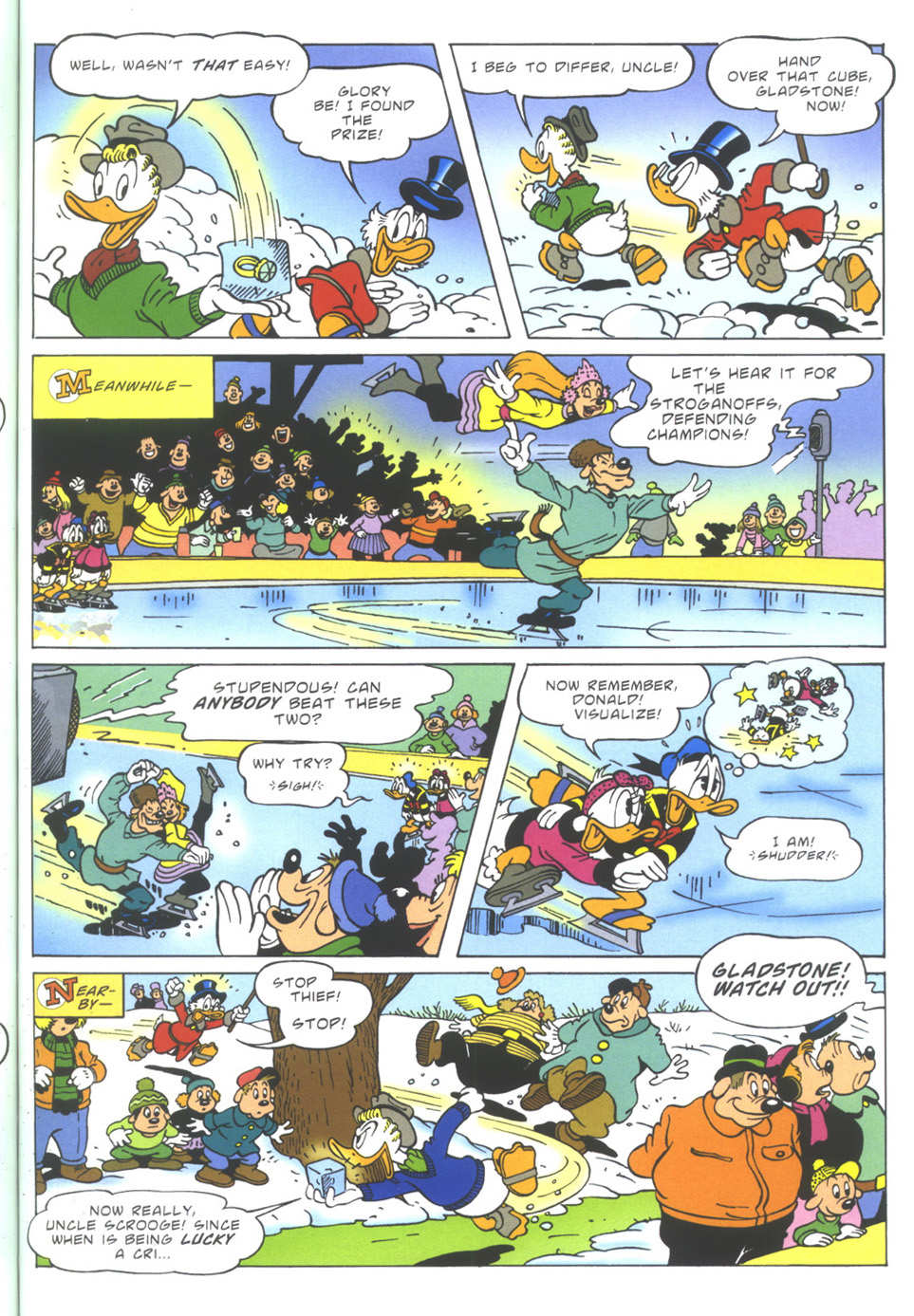 Read online Uncle Scrooge (1953) comic -  Issue #348 - 39