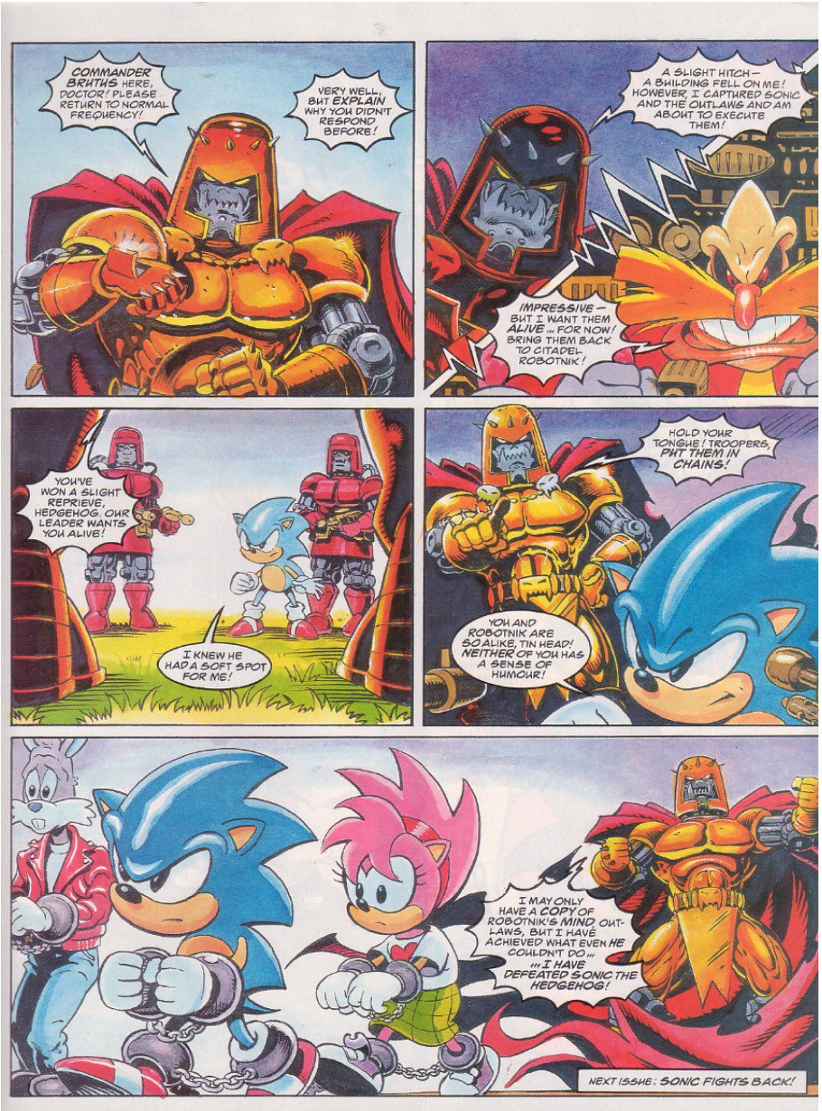Read online Sonic the Comic comic -  Issue #64 - 9