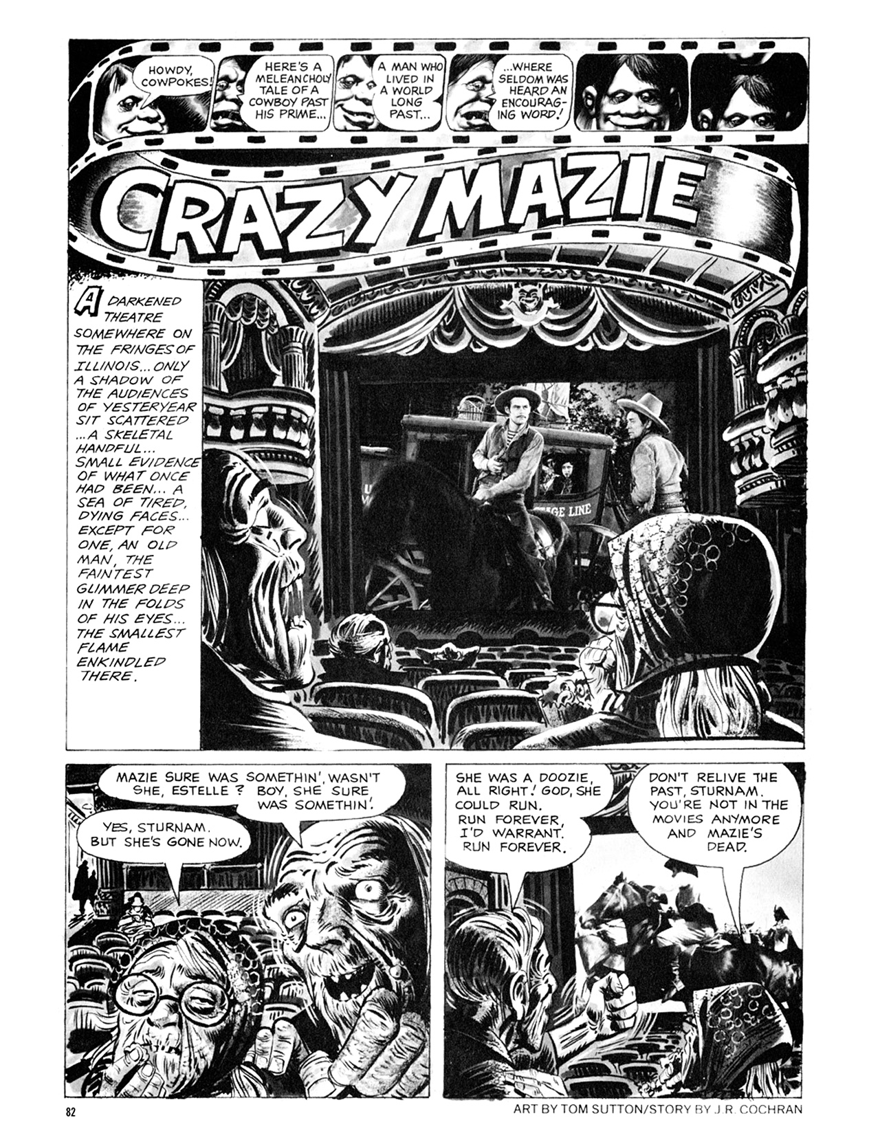 Read online Eerie Archives comic -  Issue # TPB 9 - 83