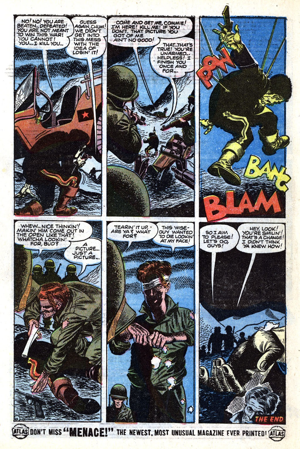 Combat (1952) issue 11 - Page 32