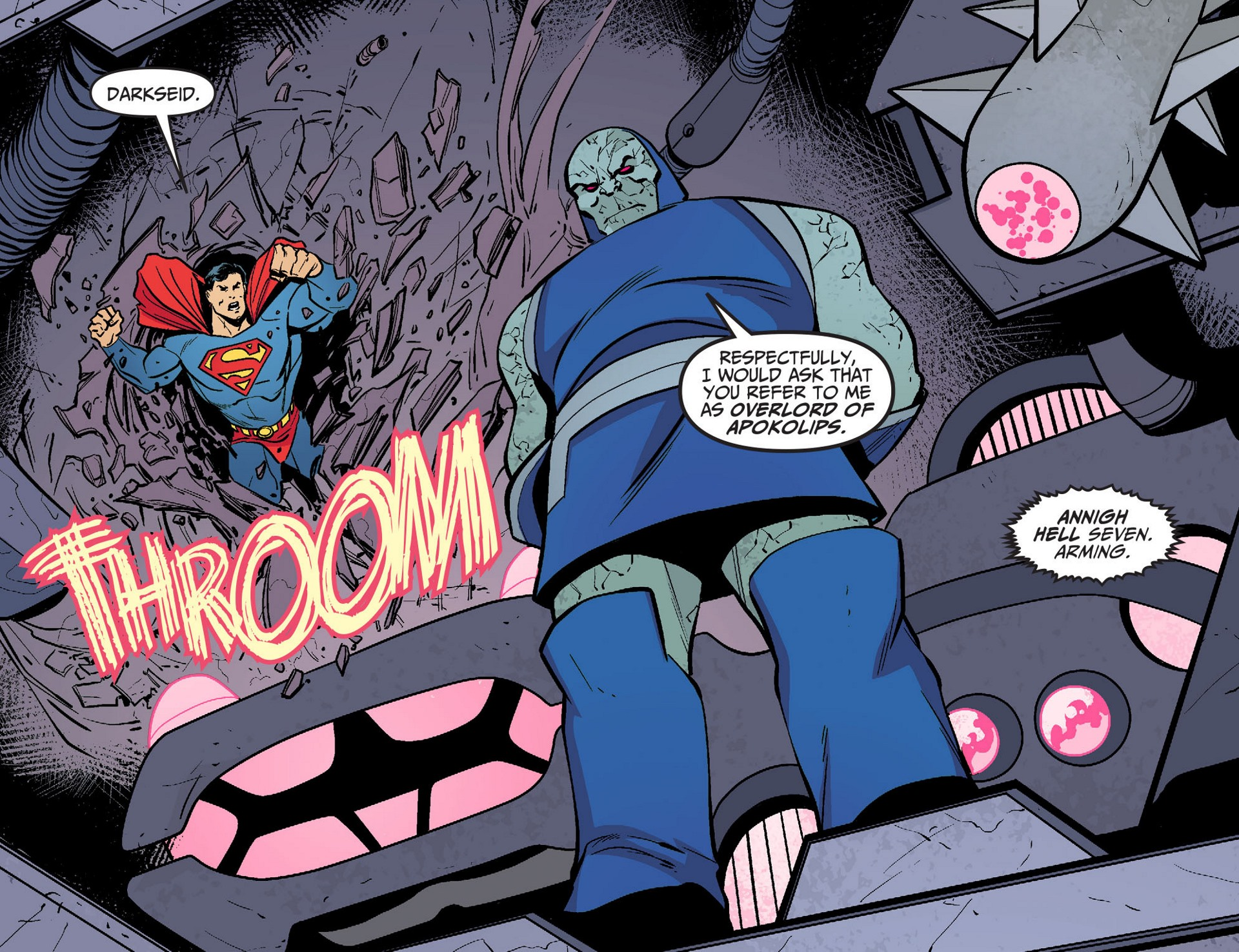 Read online Adventures of Superman [I] comic -  Issue #21 - 11