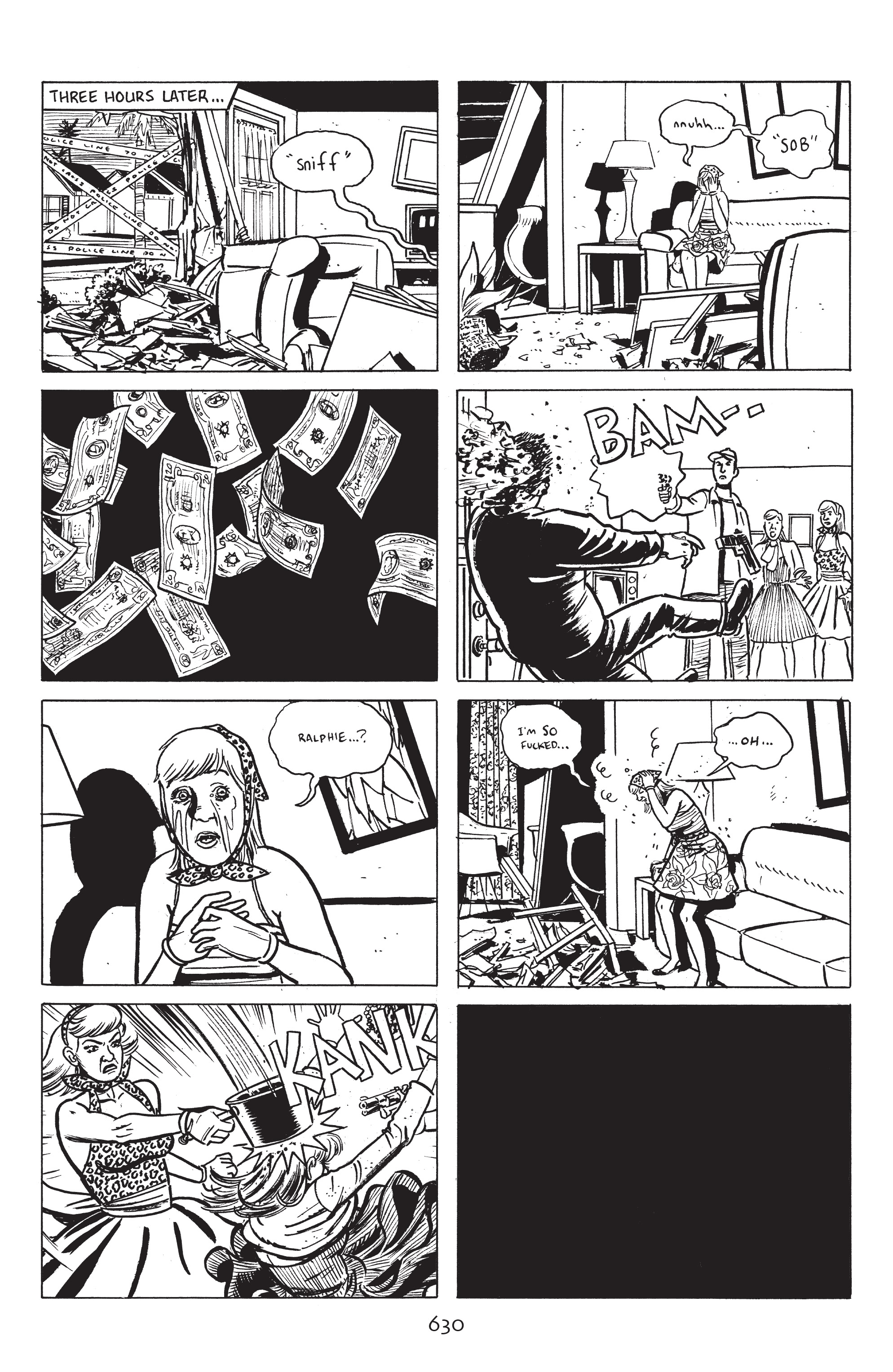 Read online Stray Bullets: Sunshine & Roses comic -  Issue #23 - 13