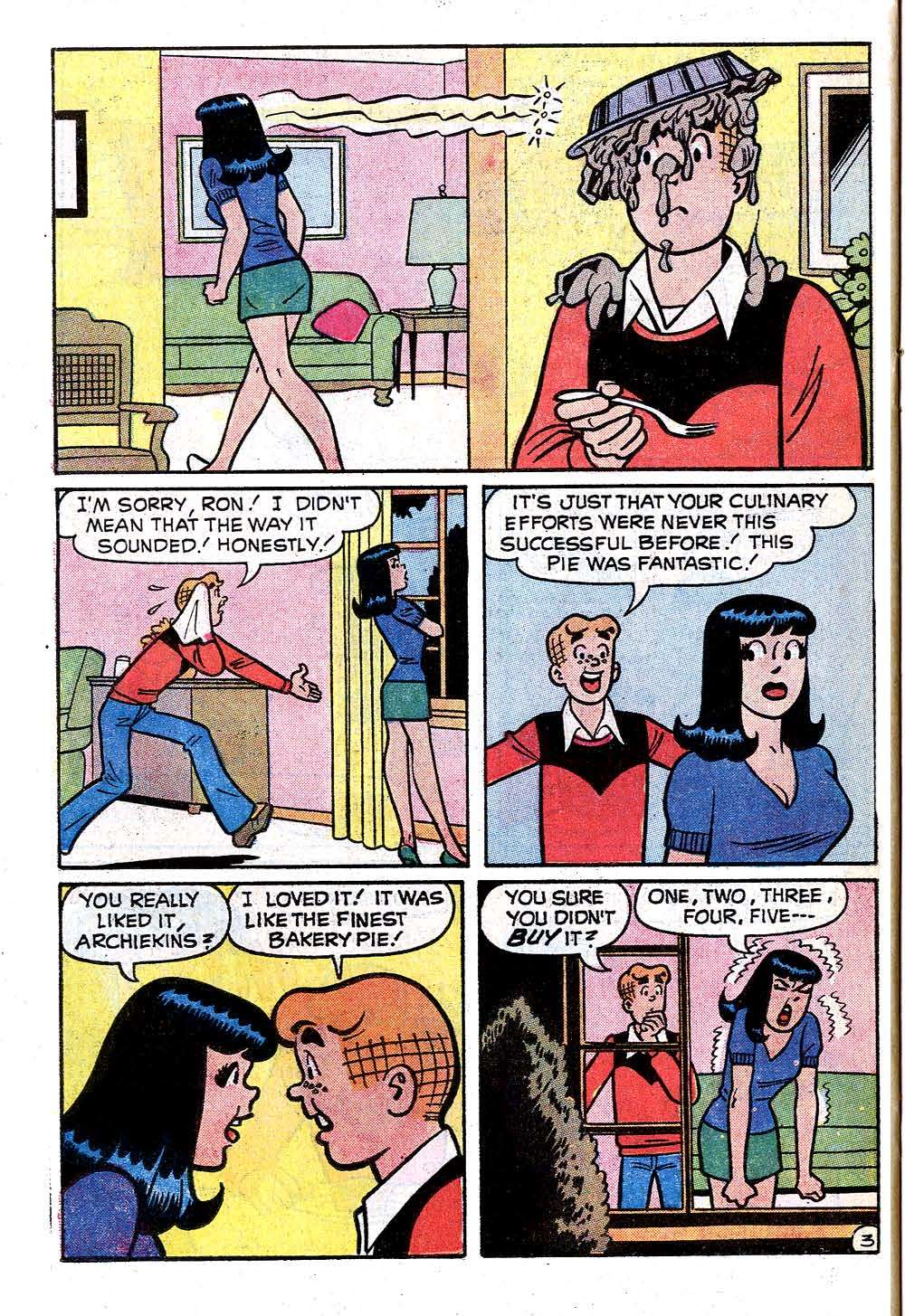 Read online Archie (1960) comic -  Issue #231 - 22
