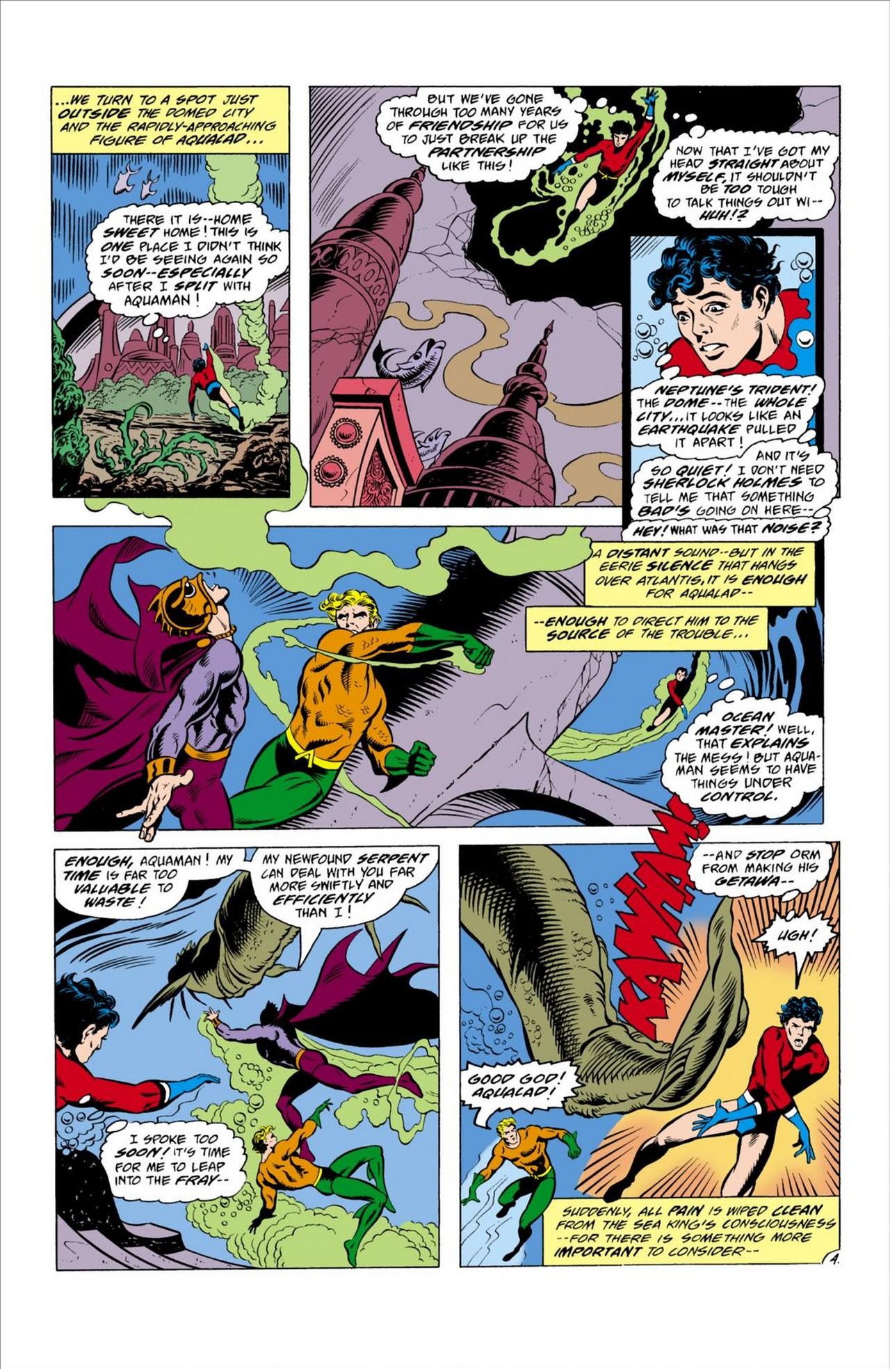 Read online Aquaman (1962) comic -  Issue #63 - 5
