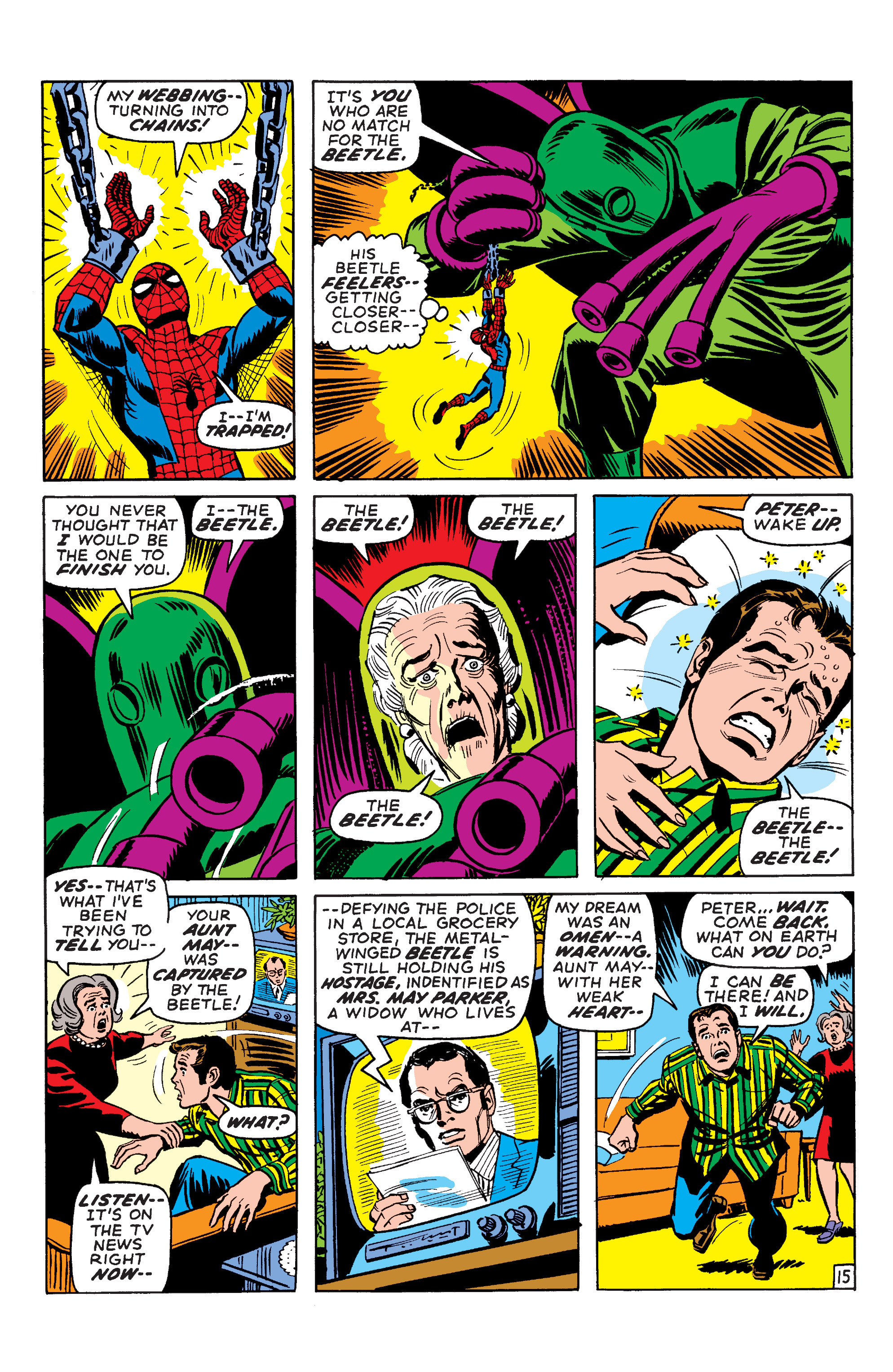 The Amazing Spider-Man (1963) 94 Page 14