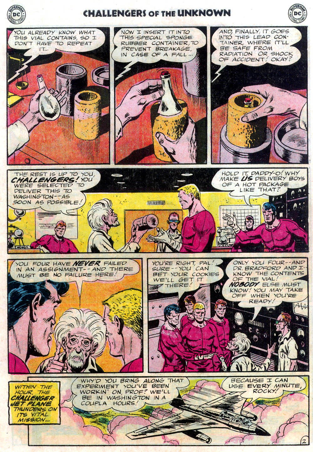 Challengers of the Unknown (1958) issue 47 - Page 16