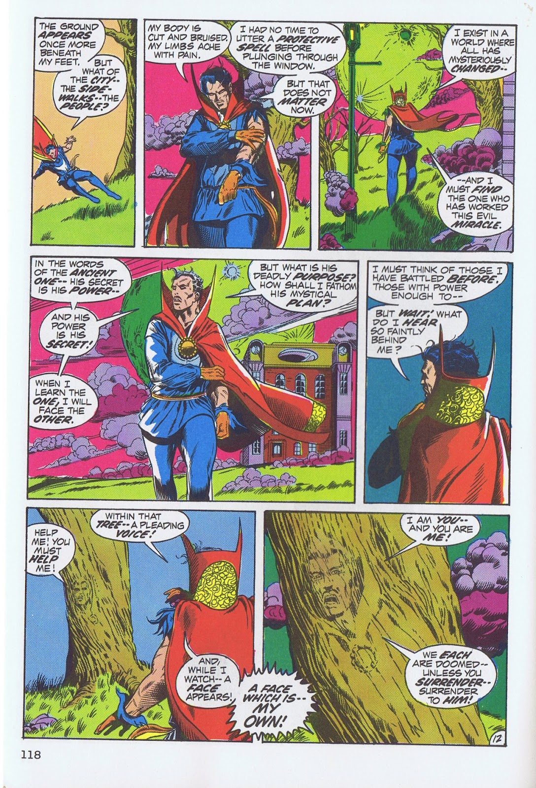 Doctor Strange: Master of the Mystic Arts issue TPB - Page 112