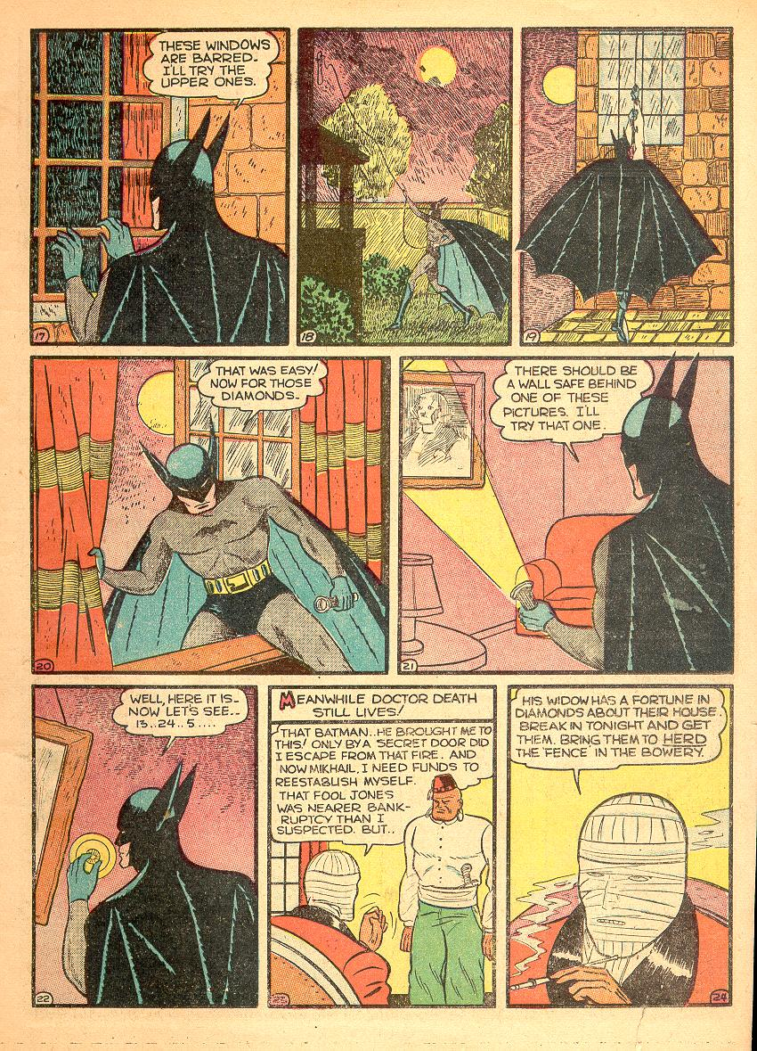 Read online Detective Comics (1937) comic -  Issue #30 - 5