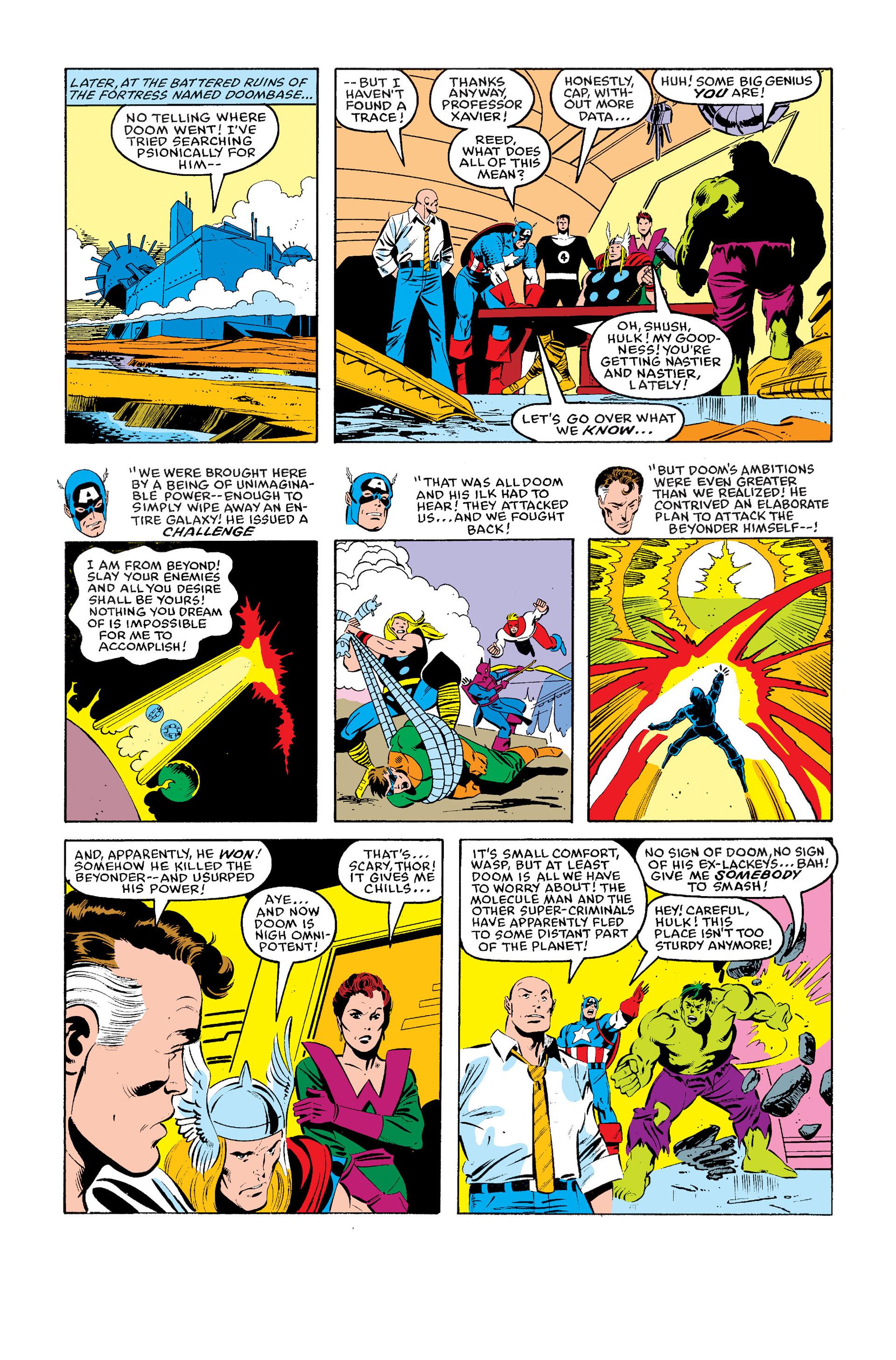 Read online Secret Wars (1985) comic -  Issue #11 - 8