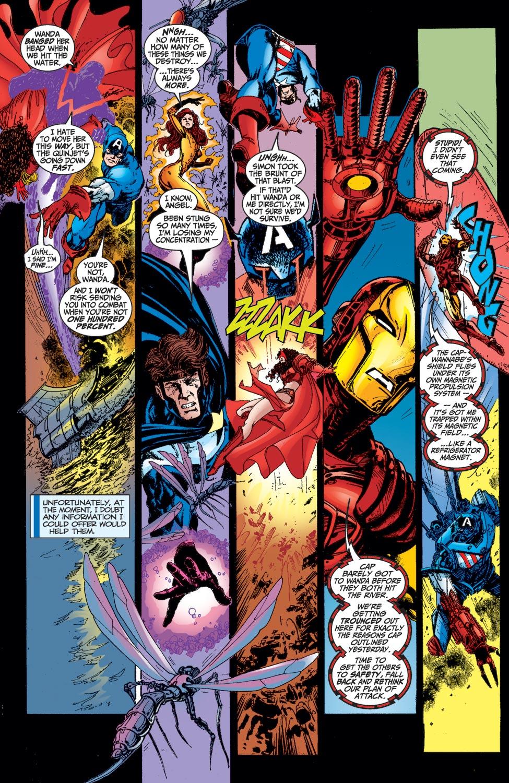 Read online Avengers (1998) comic -  Issue #Avengers (1998) Annual - 25