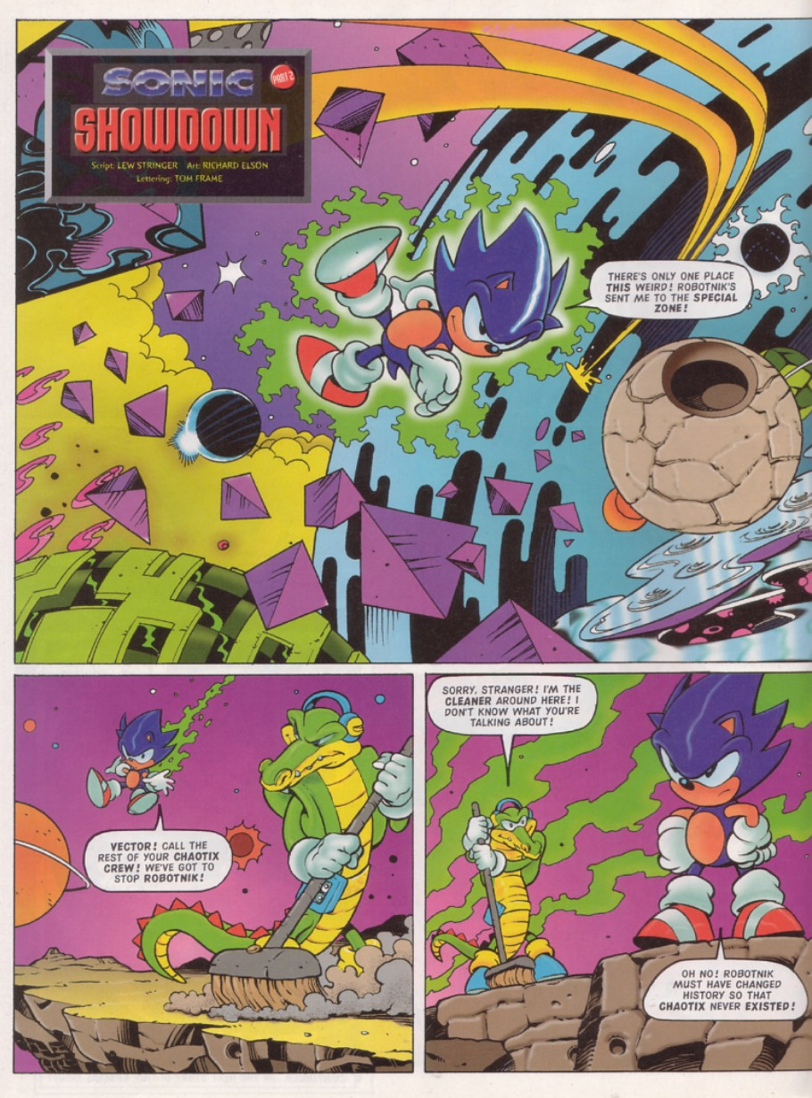 Read online Sonic the Comic comic -  Issue #130 - 10