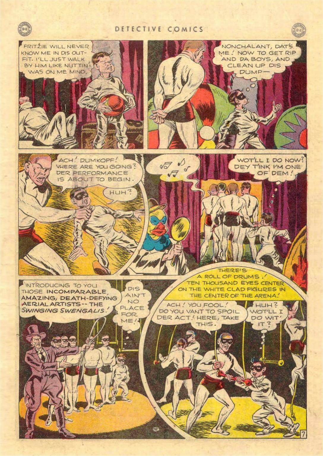Read online Detective Comics (1937) comic -  Issue #97 - 45