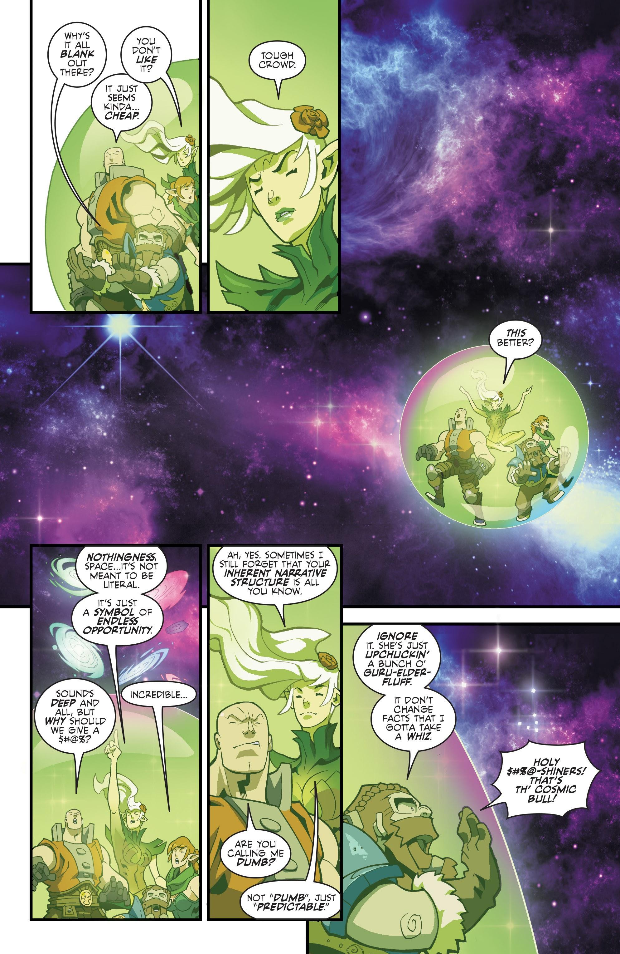 Read online Skullkickers comic -  Issue #100 - 7