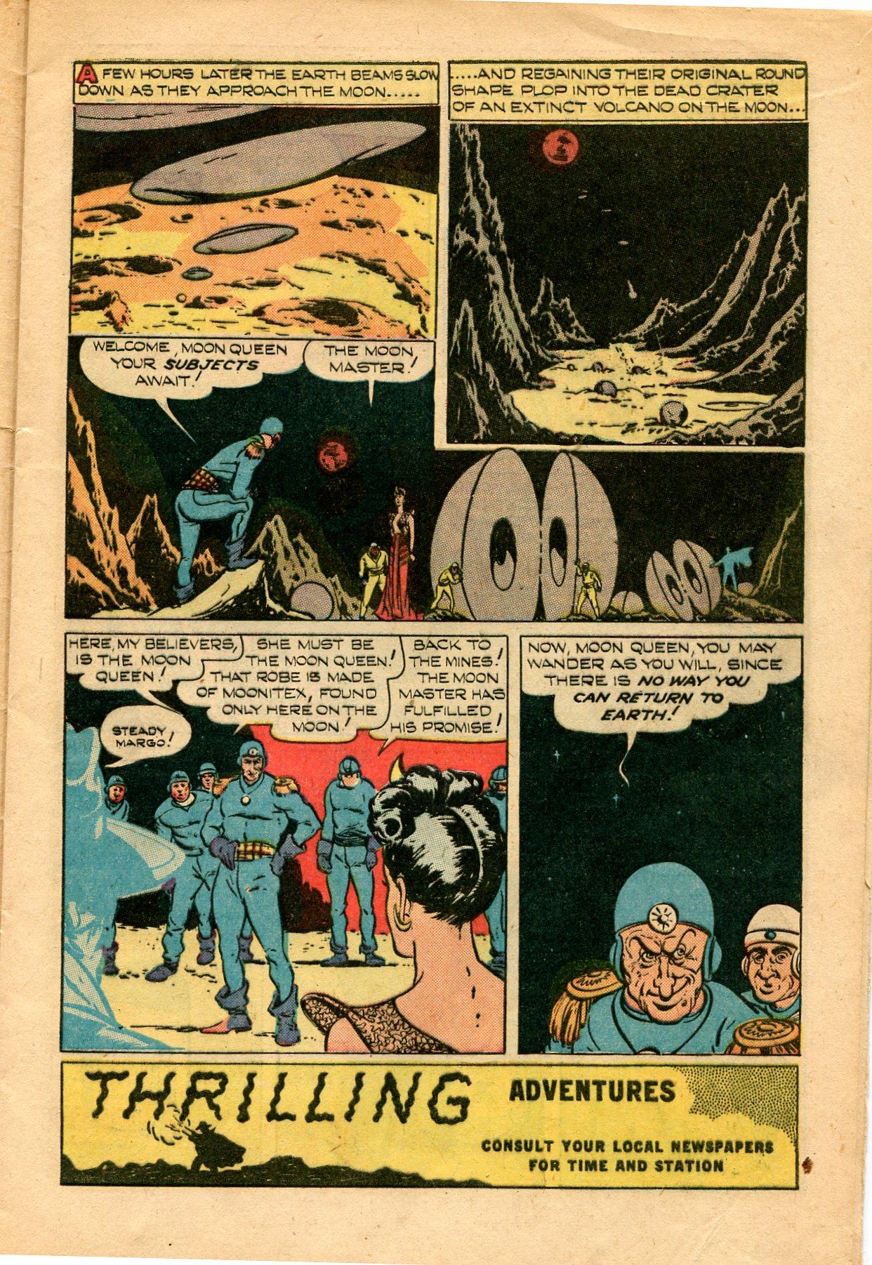 Read online Shadow Comics comic -  Issue #82 - 13
