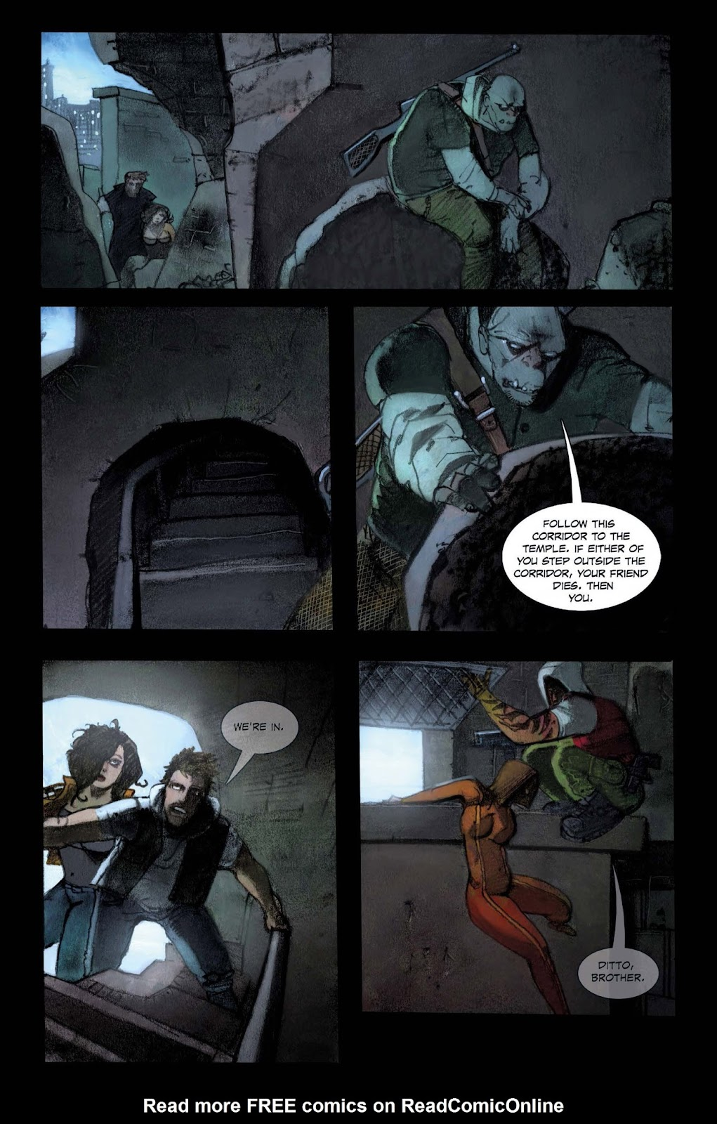 13 Coins issue TPB - Page 142